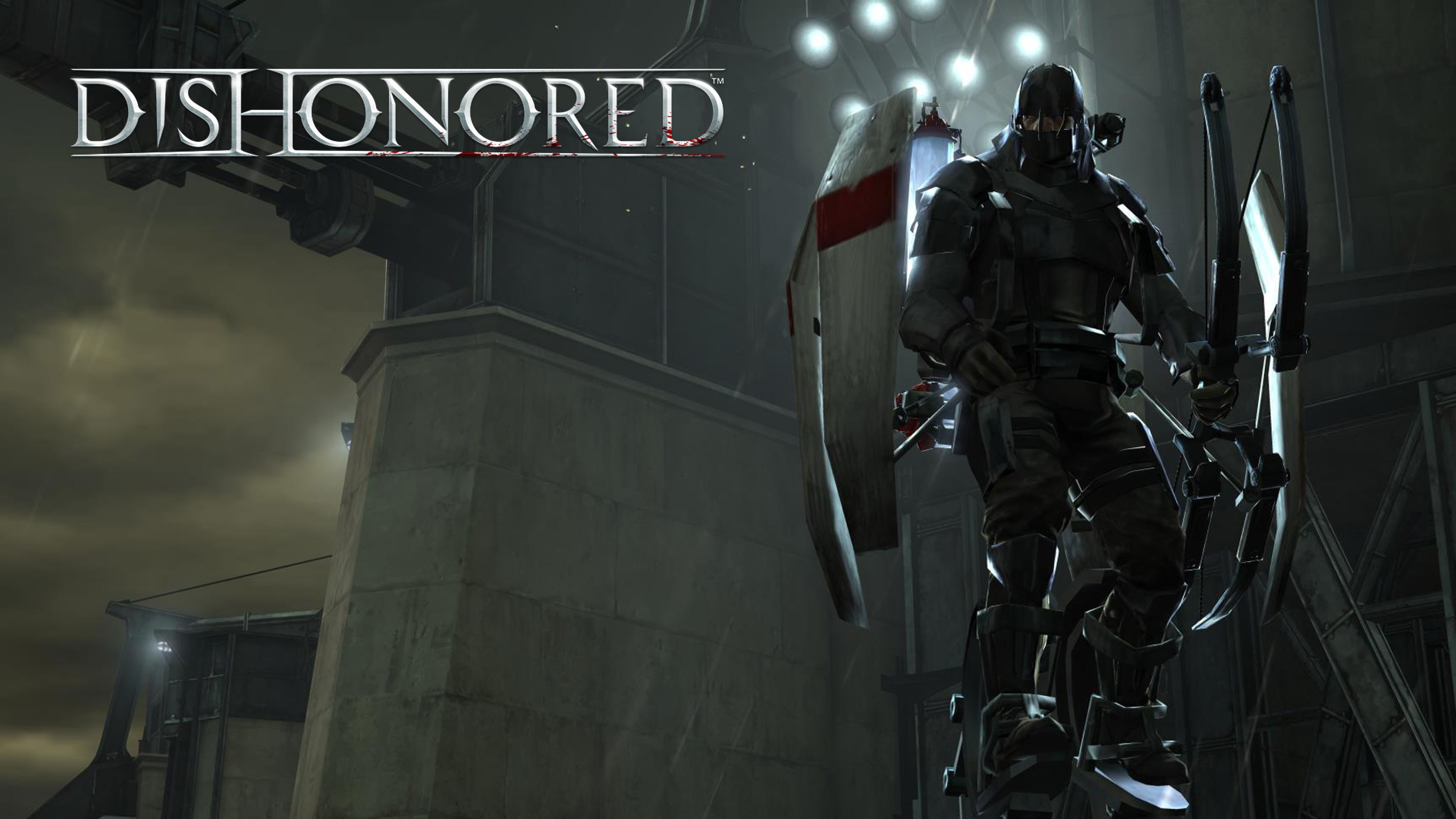 Dishonored Wallpaper 4k: Dishonored 2 Games, HD Games, 4k Wallpapers, Images