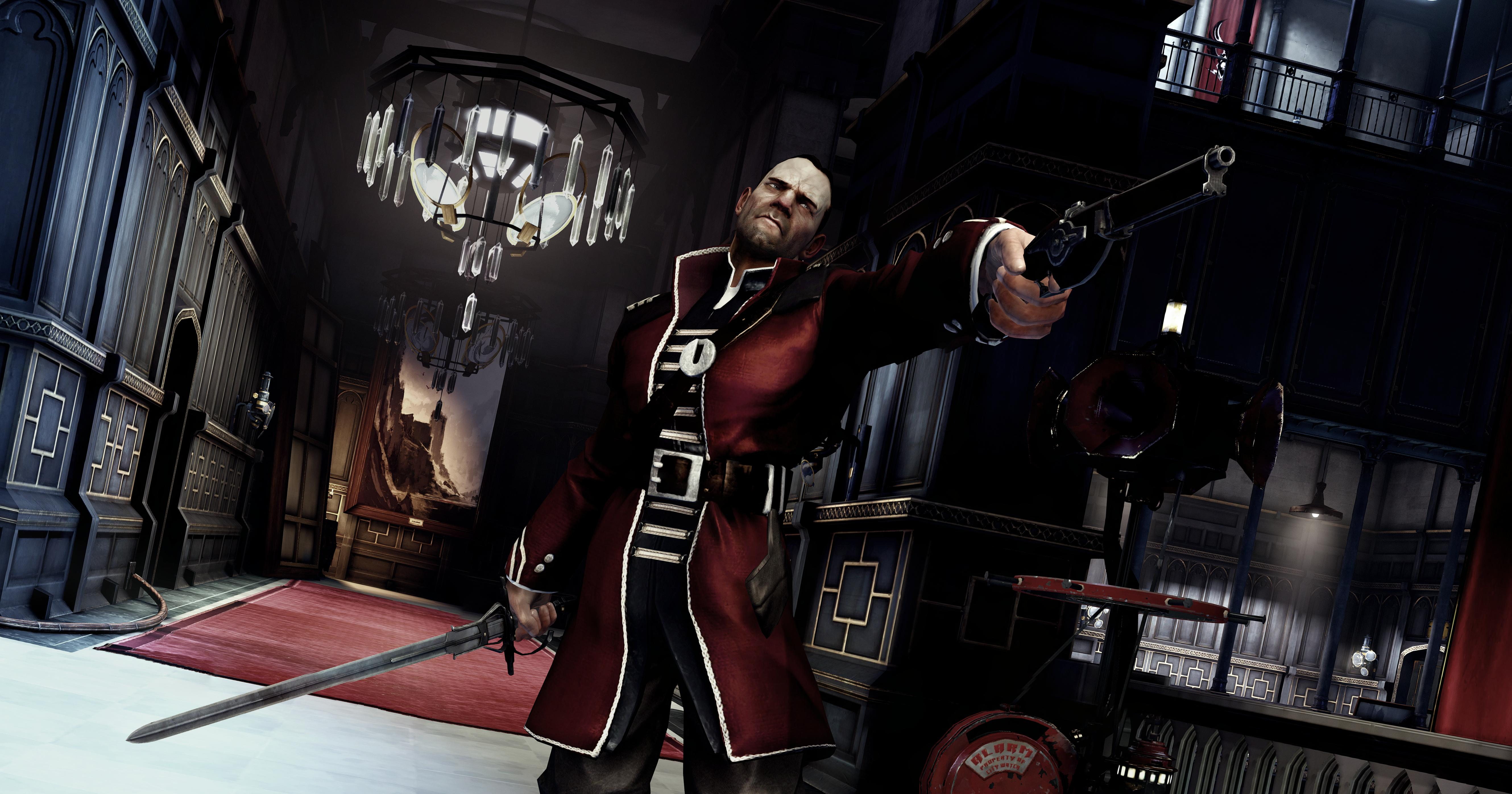 Dishonored 2 Hd Hd Games 4k Wallpapers Images