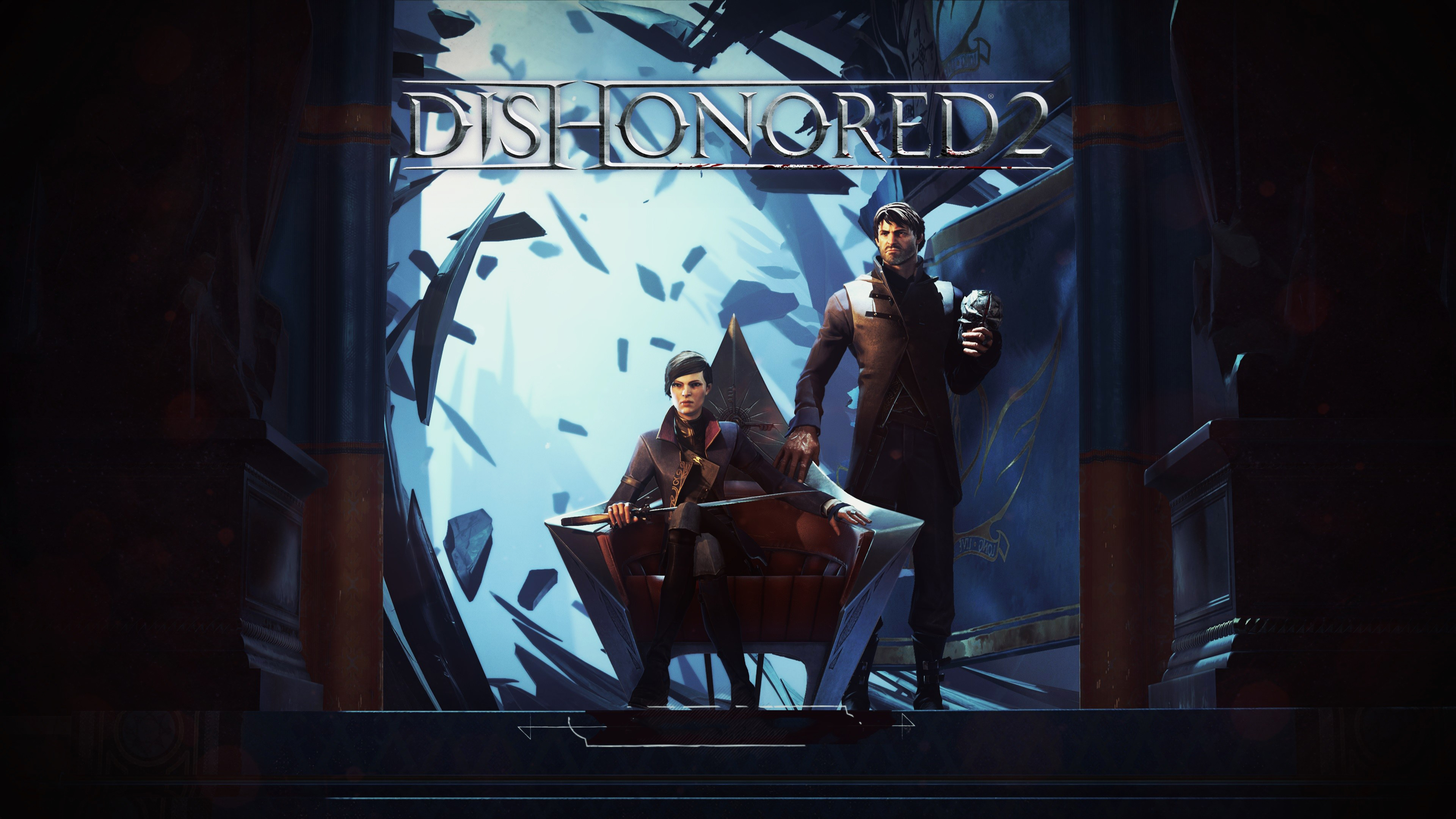 Dishonored 2018 4k Hd Games 4k Wallpapers Images