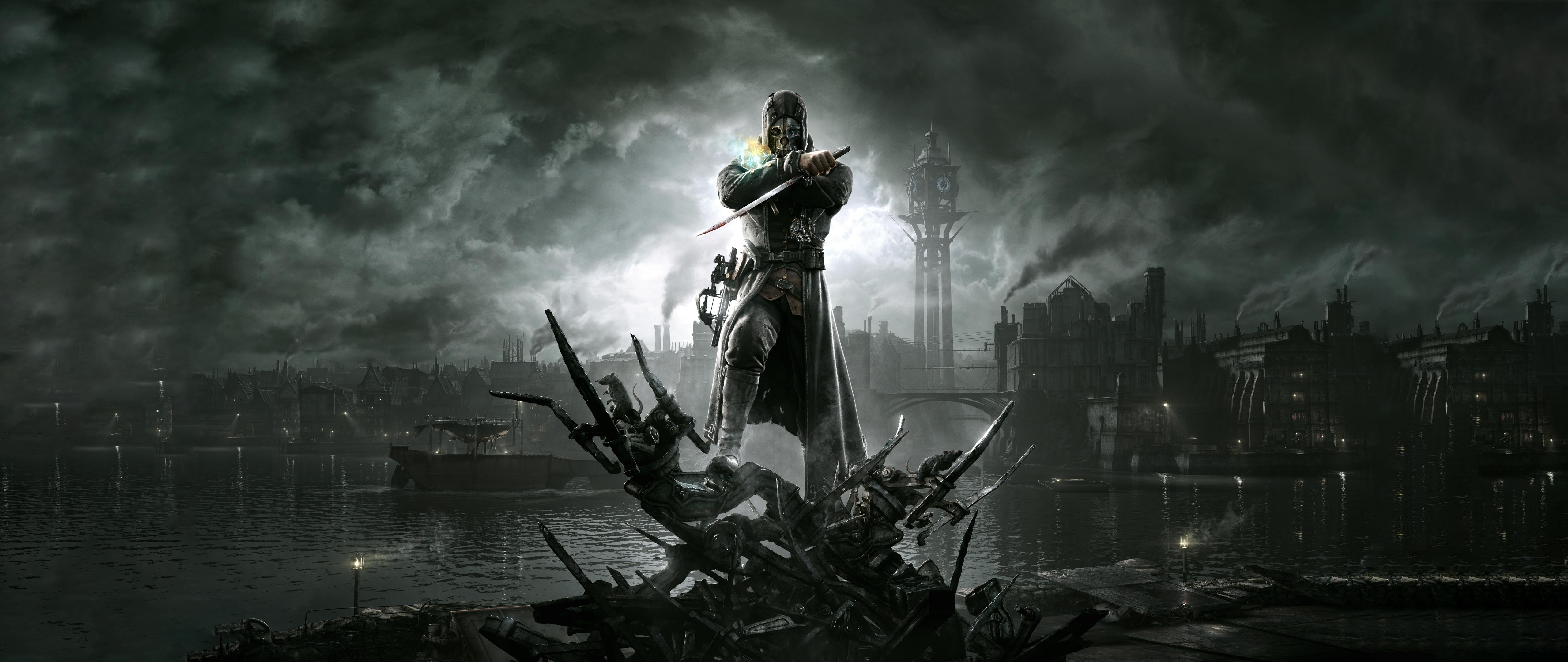 Dishonored 5k hd games 4k wallpapers images - Gaming wallpaper ...
