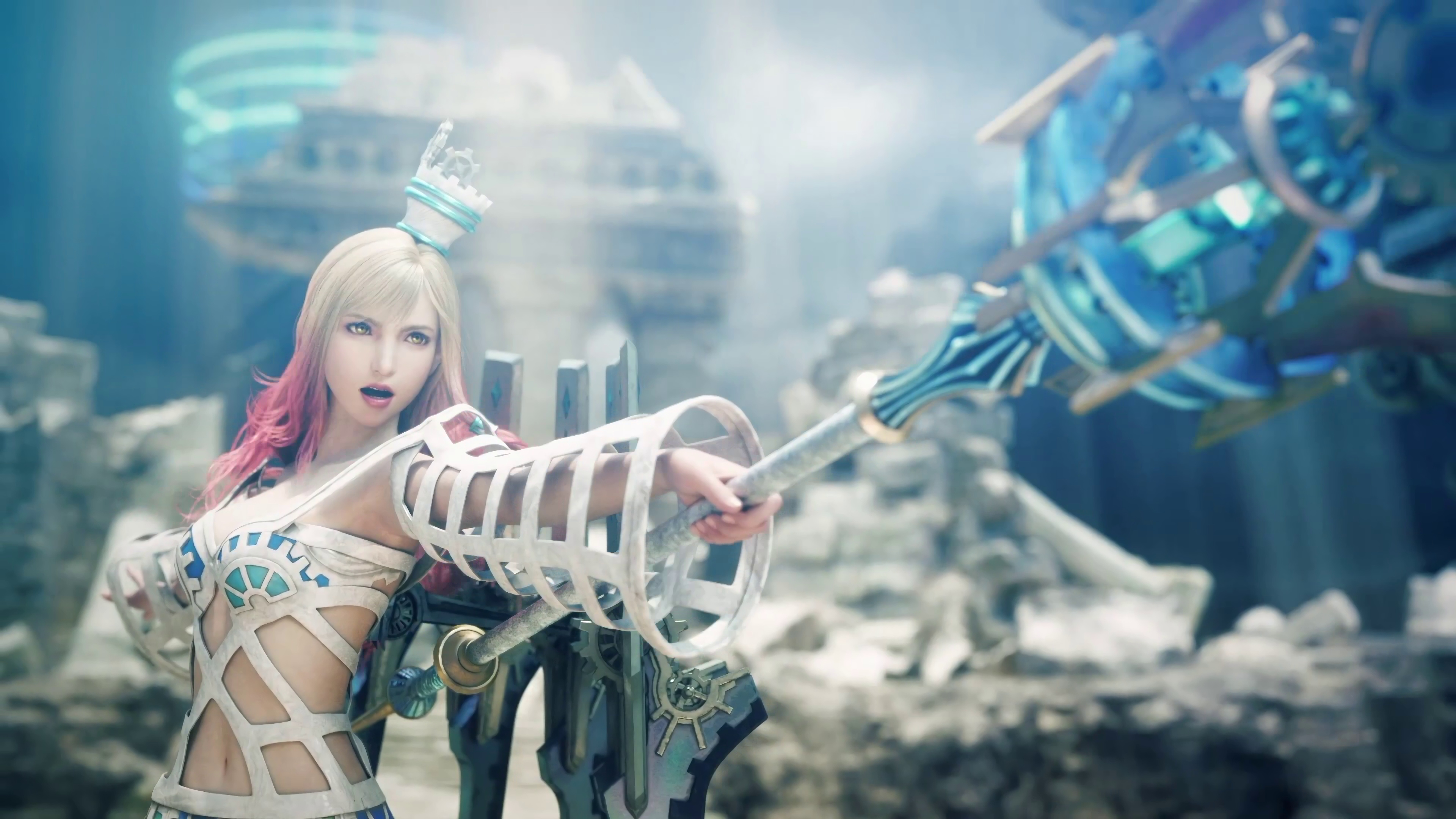 Final Fantasy 4k Hd Games 4k Wallpapers Images: Dissidia Final Fantasy NT 4k Game, HD Games, 4k Wallpapers