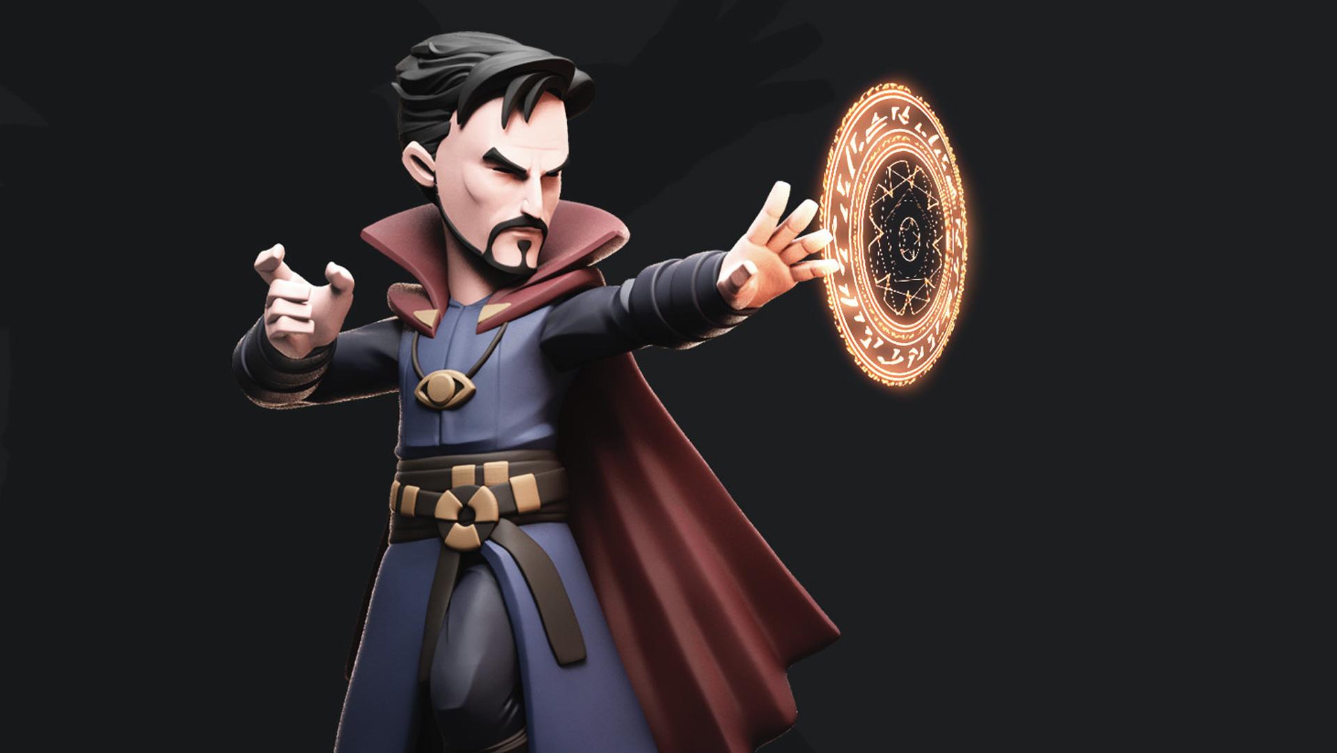 Doctor strange 3d avengers infinity war hd superheroes - Wallpaper avengers 3d ...