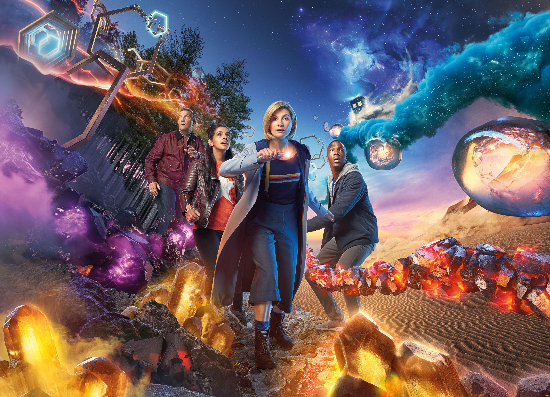 Doctor Who Season 11 4k 2018, HD Tv Shows, 4k Wallpapers ...