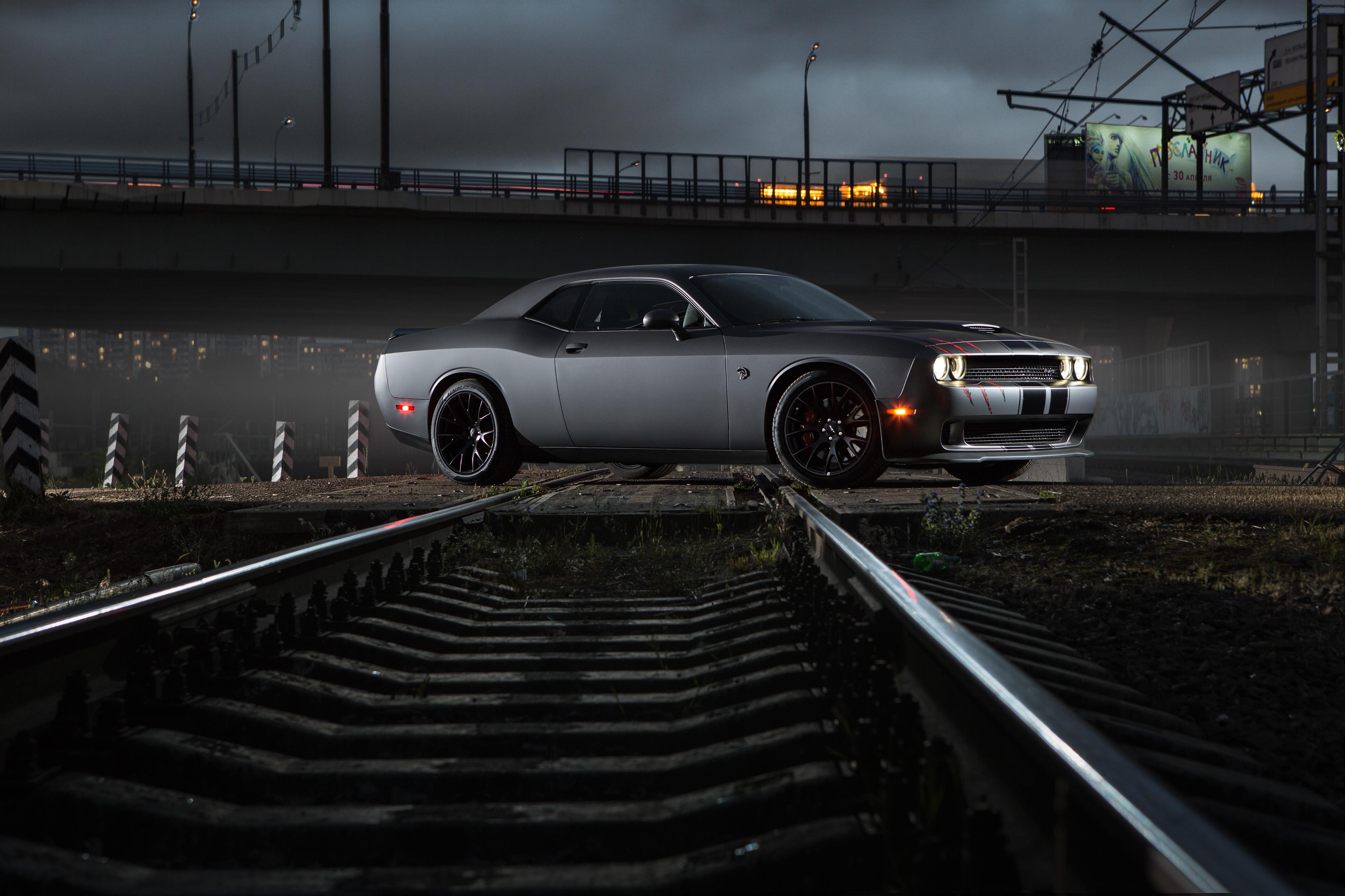 Dodge Challenger SRT Hellcat 4k 2019, HD Cars, 4k ...