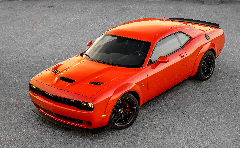 Dodge challenger srt hellcat widebody 2018 4k hd cars 4k - Dodge car 4k wallpaper ...