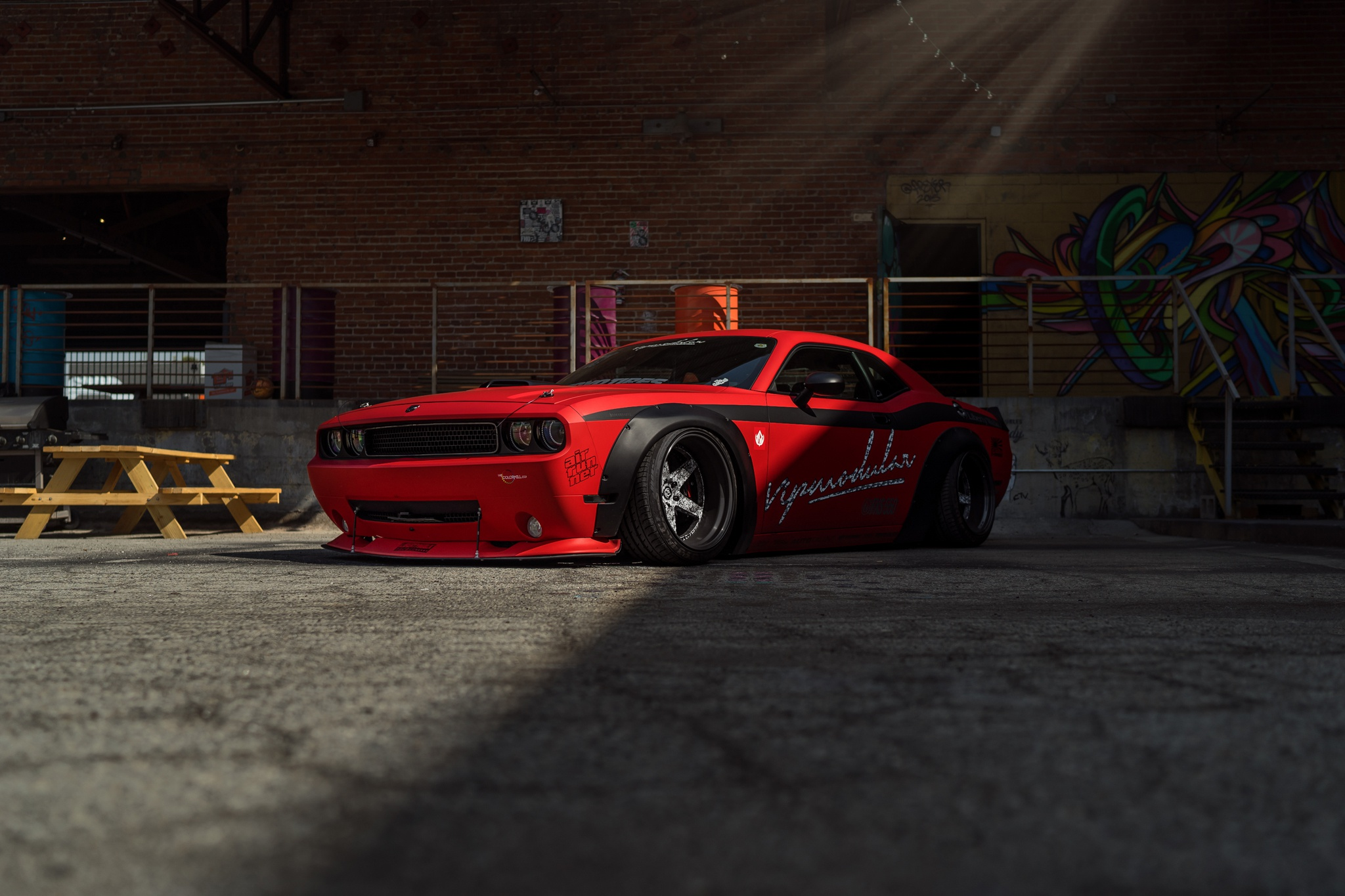 Dodge Challenger Tuned, HD Cars, 4k Wallpapers, Images ...