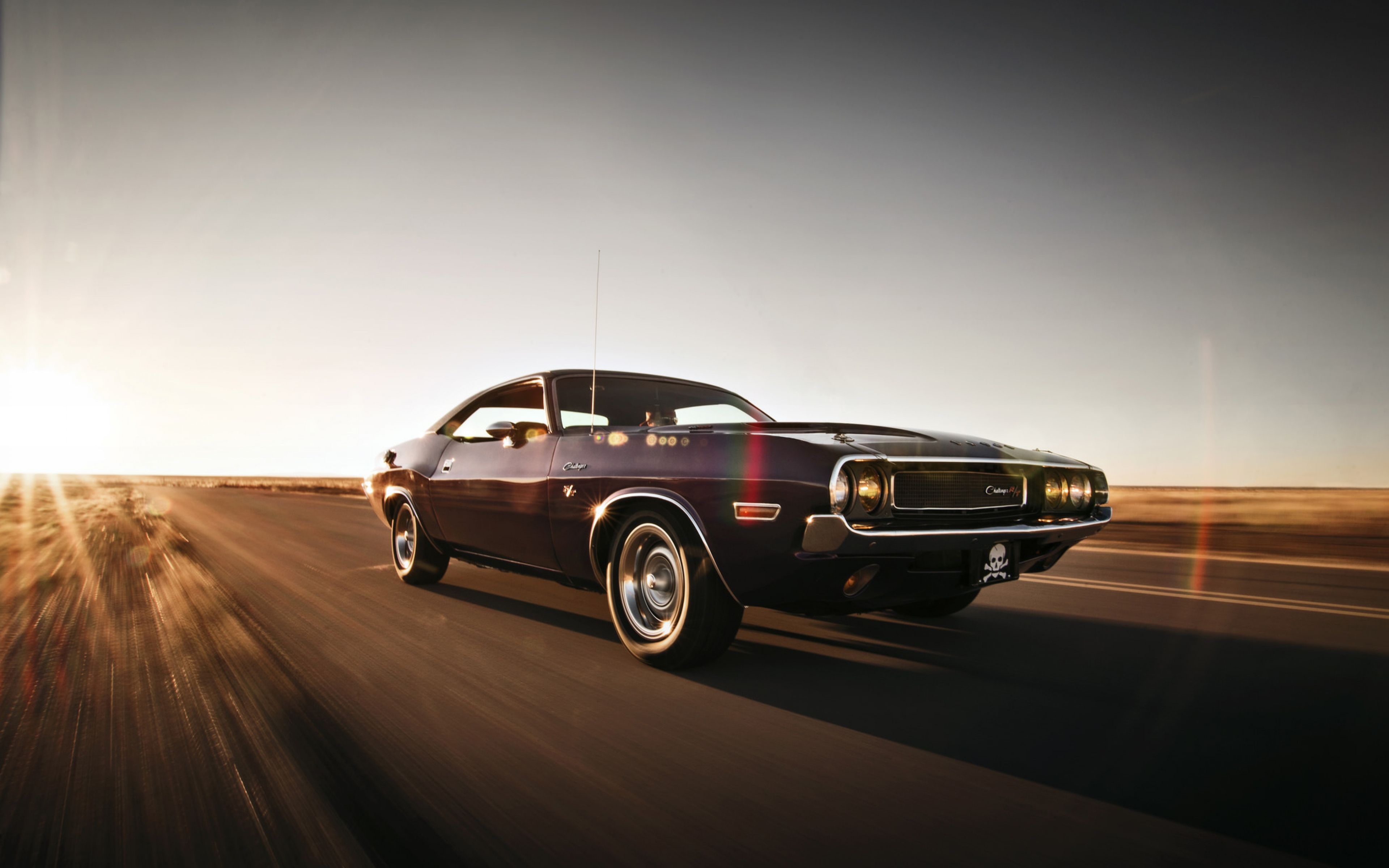 Classic Cars Hd Wallpapers 4k: Dodge Challenger, HD Cars, 4k Wallpapers, Images