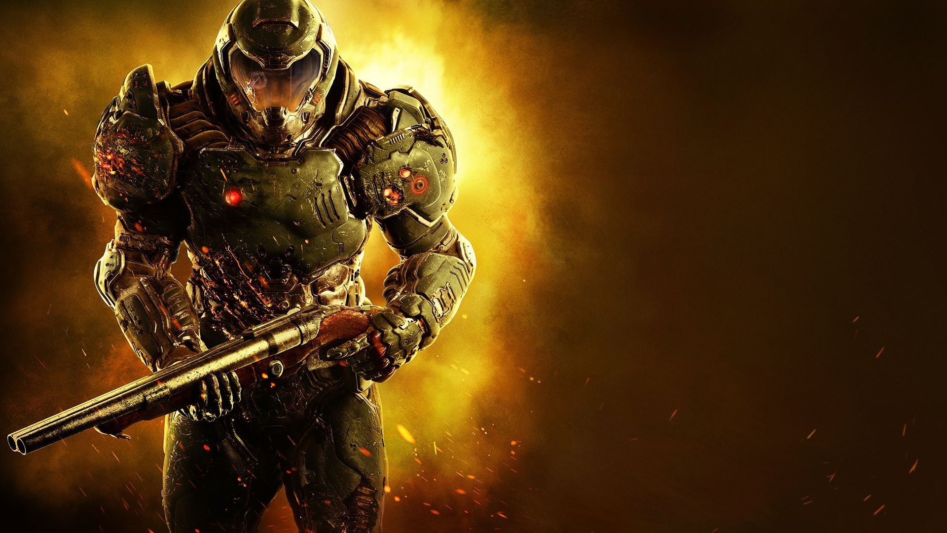 Home Games Doom 4 Monsters Action Game Hd Wallpapers