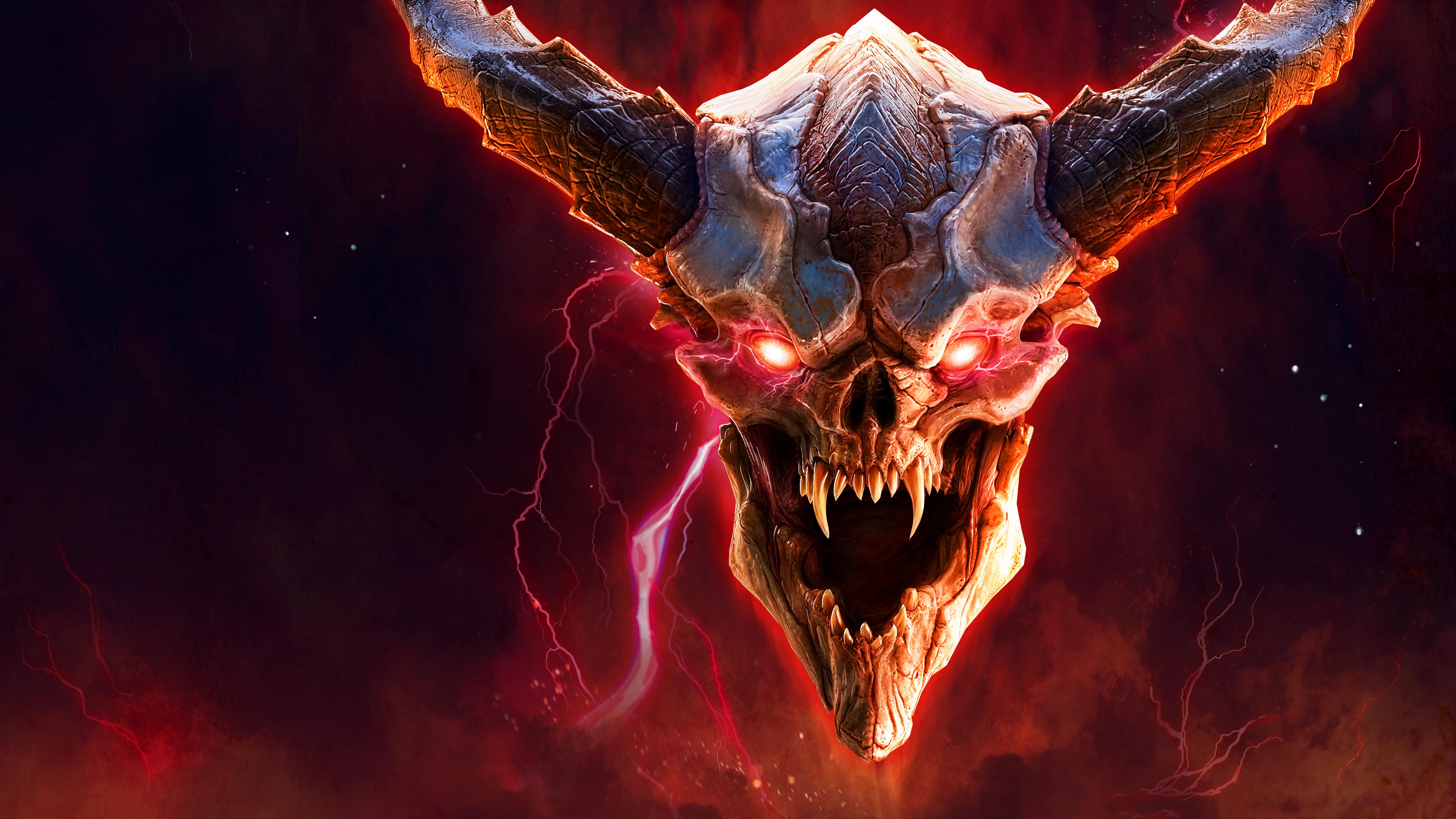 Doom Game Wallpaper 70 Images: Doom Vfr 5k, HD Games, 4k Wallpapers, Images, Backgrounds