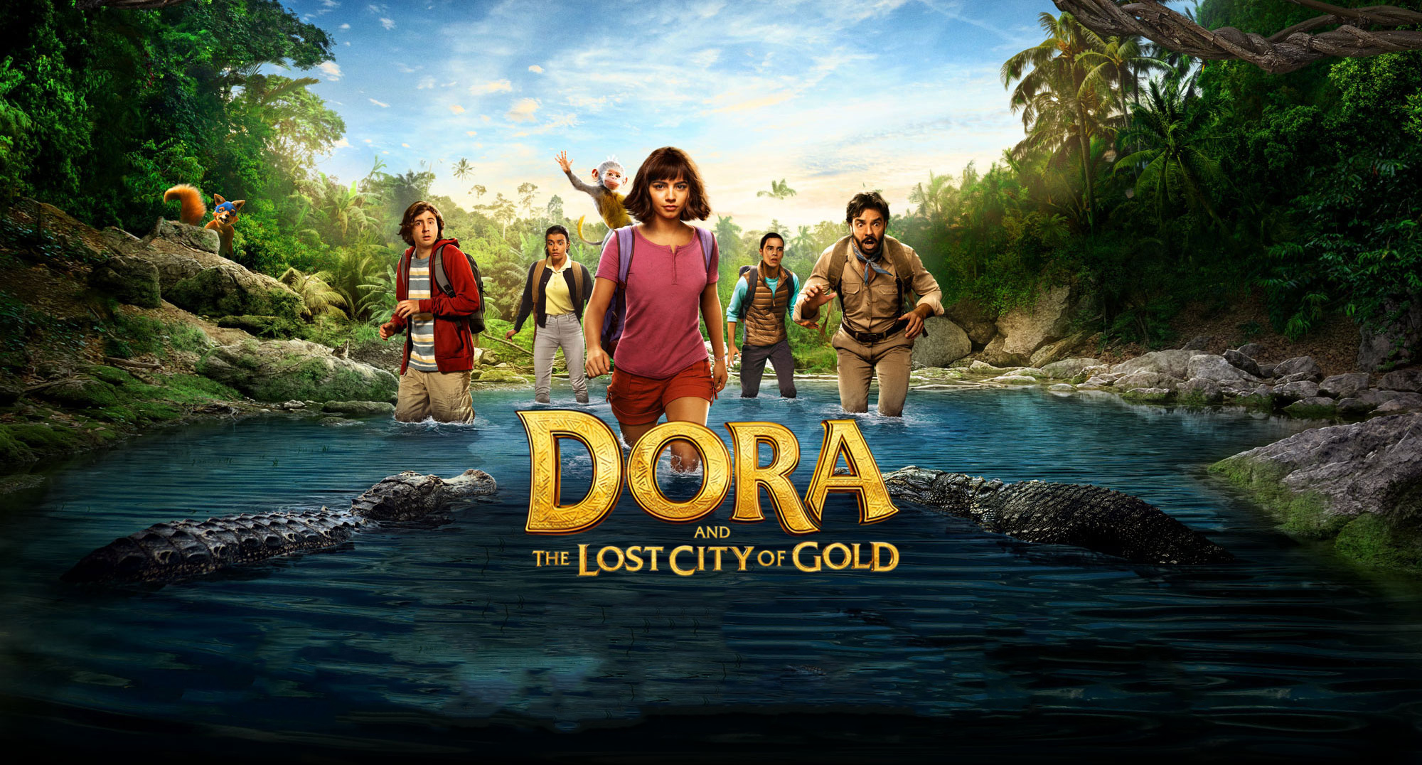 Dora And The Lost City Of Gold 2019 New, HD Movies, 4k