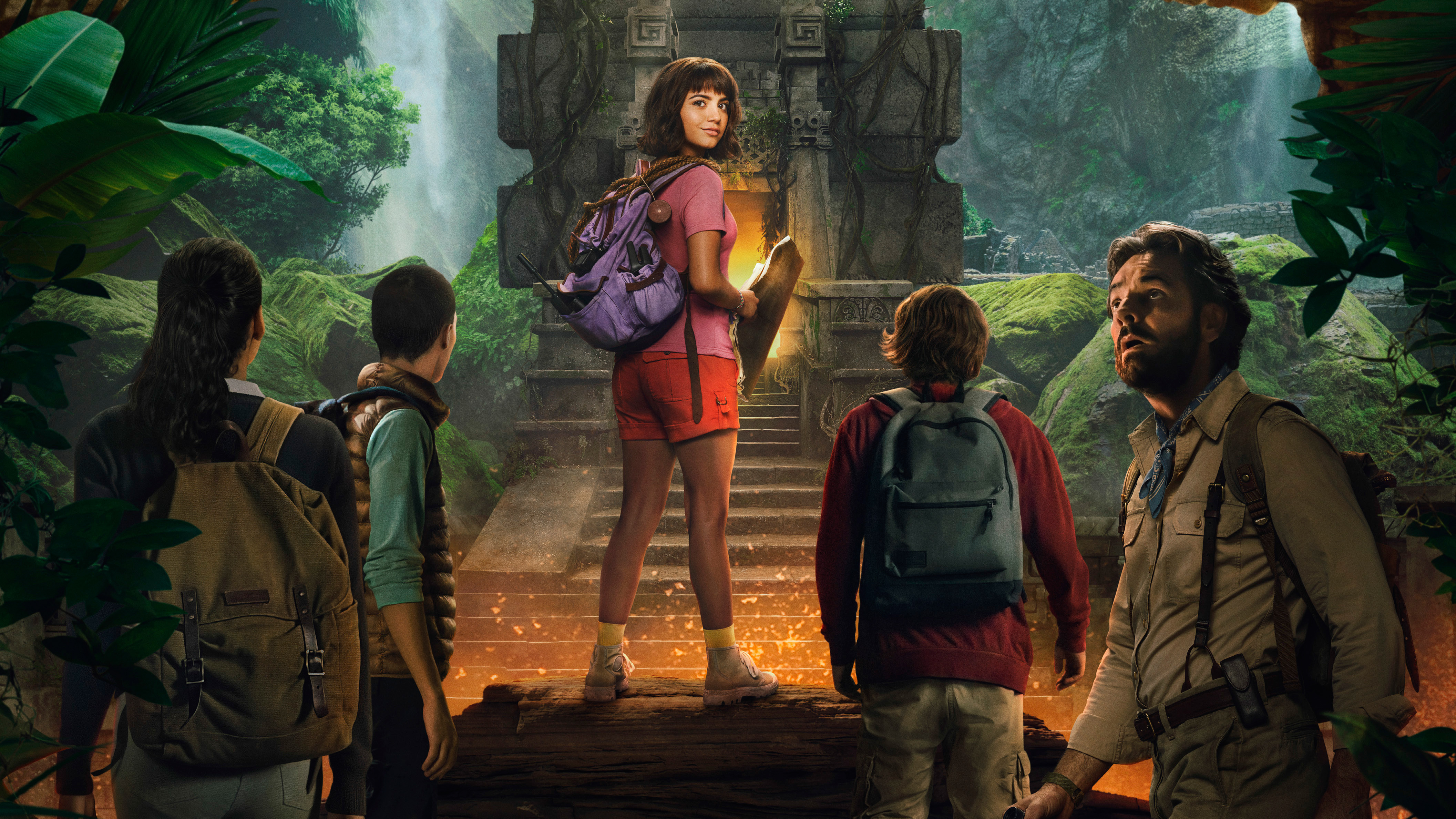 Dora And The Lost City Of Gold 2019, HD Movies, 4k