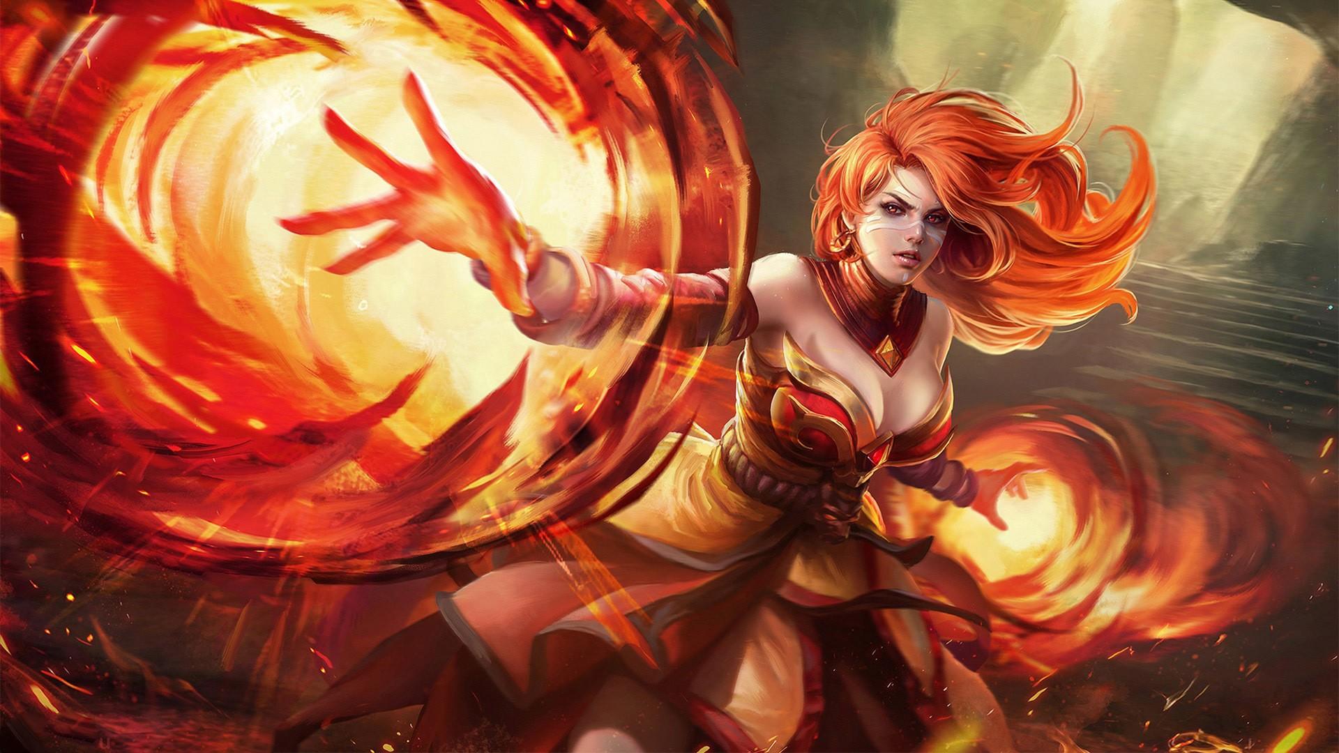 Dota 2 Video Game Fantasy Art, Hd Games, 4K Wallpapers -1499
