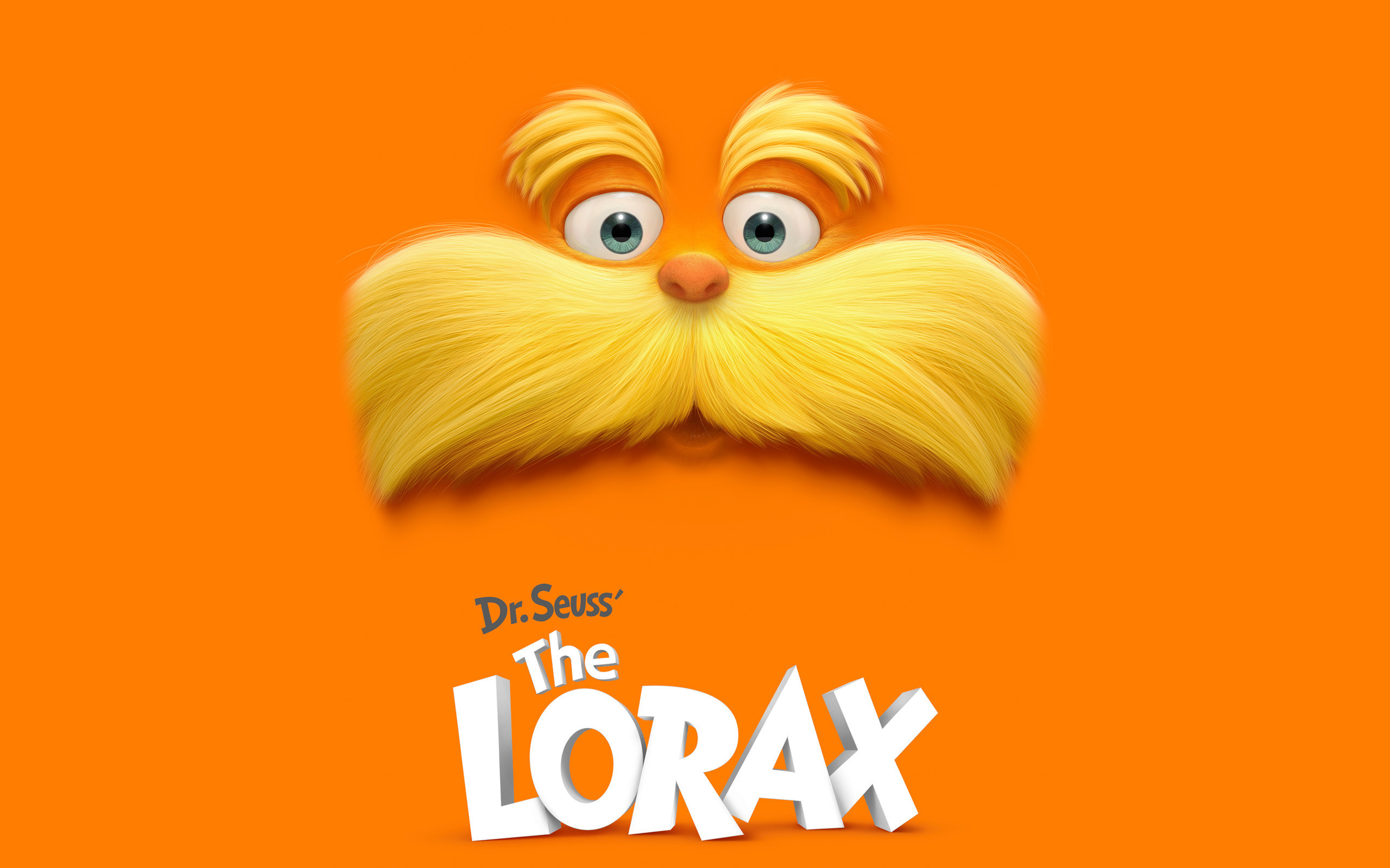 Dr Seuss In The Lorax Movie