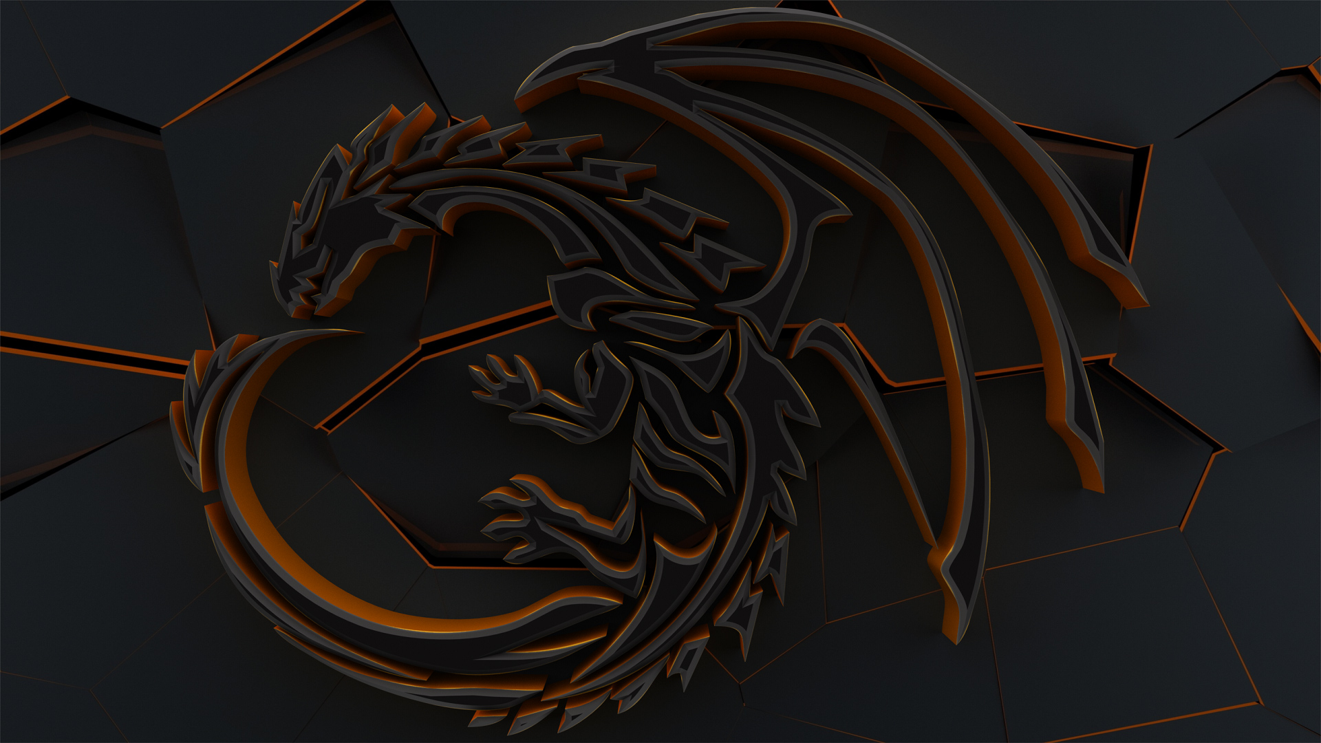 dragon 3d abstract cgi art, hd 3d, 4k wallpapers, images