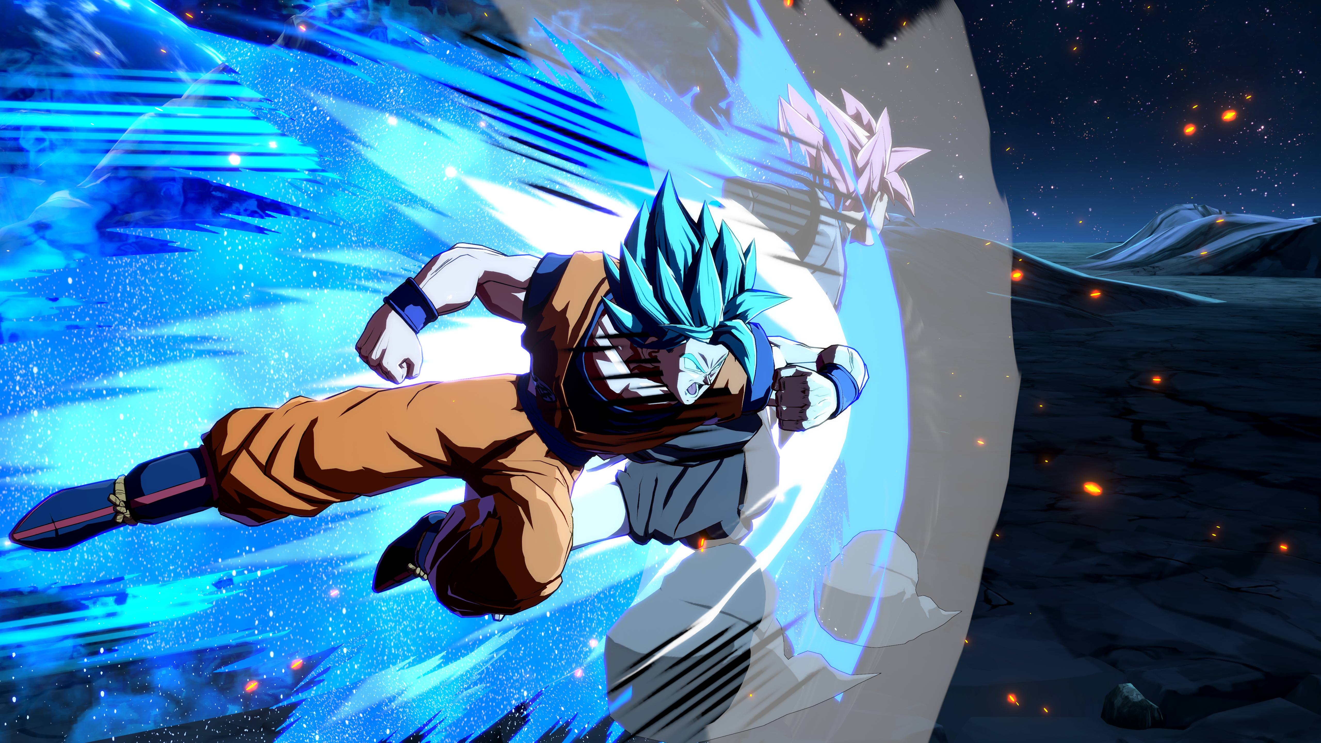 Dragon Ball Fighterz Hd Games 4k Wallpapers Images Backgrounds