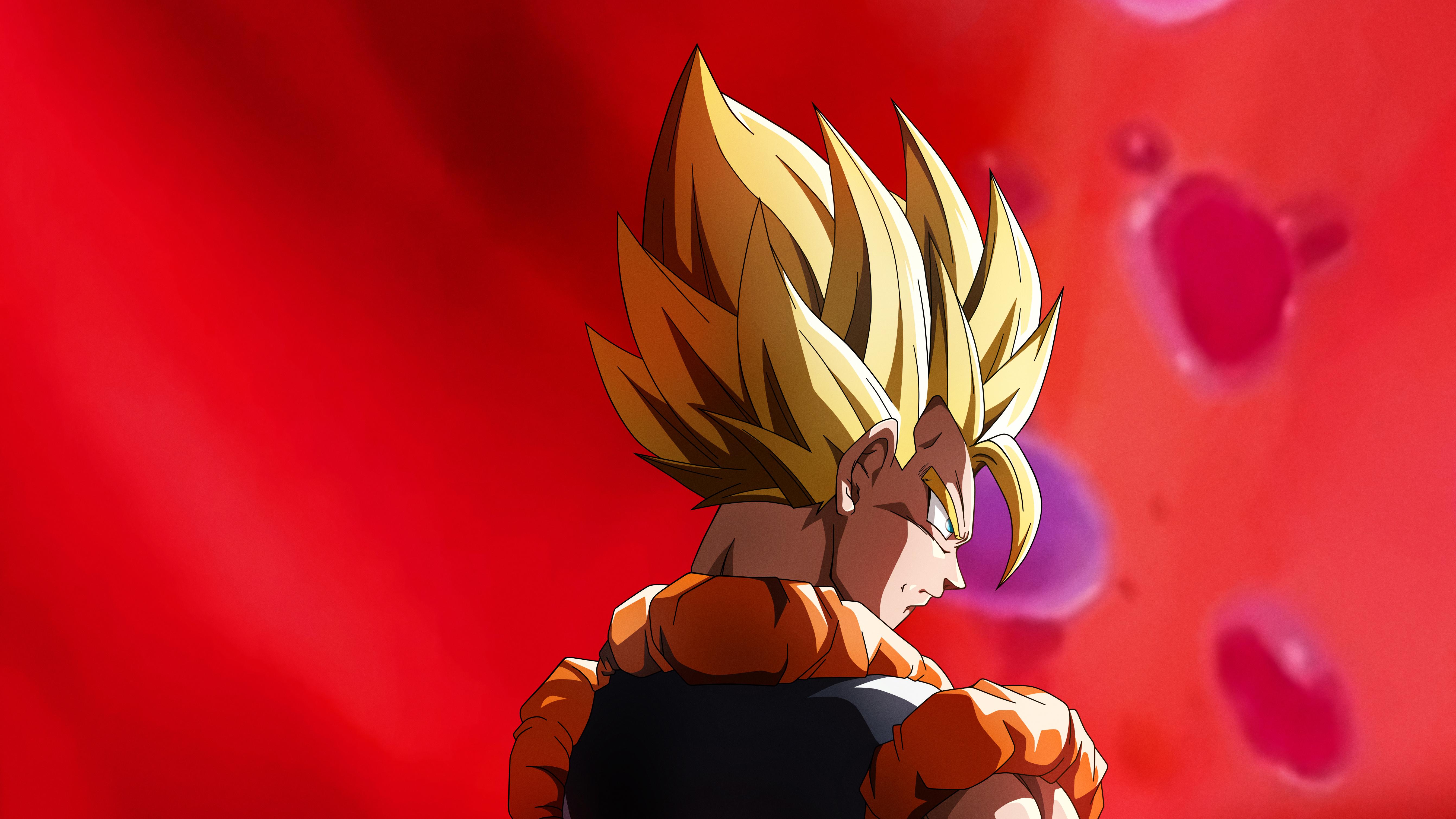 Dragon Ball Goku Ultra Instinct 5k, HD Anime, 4k ...