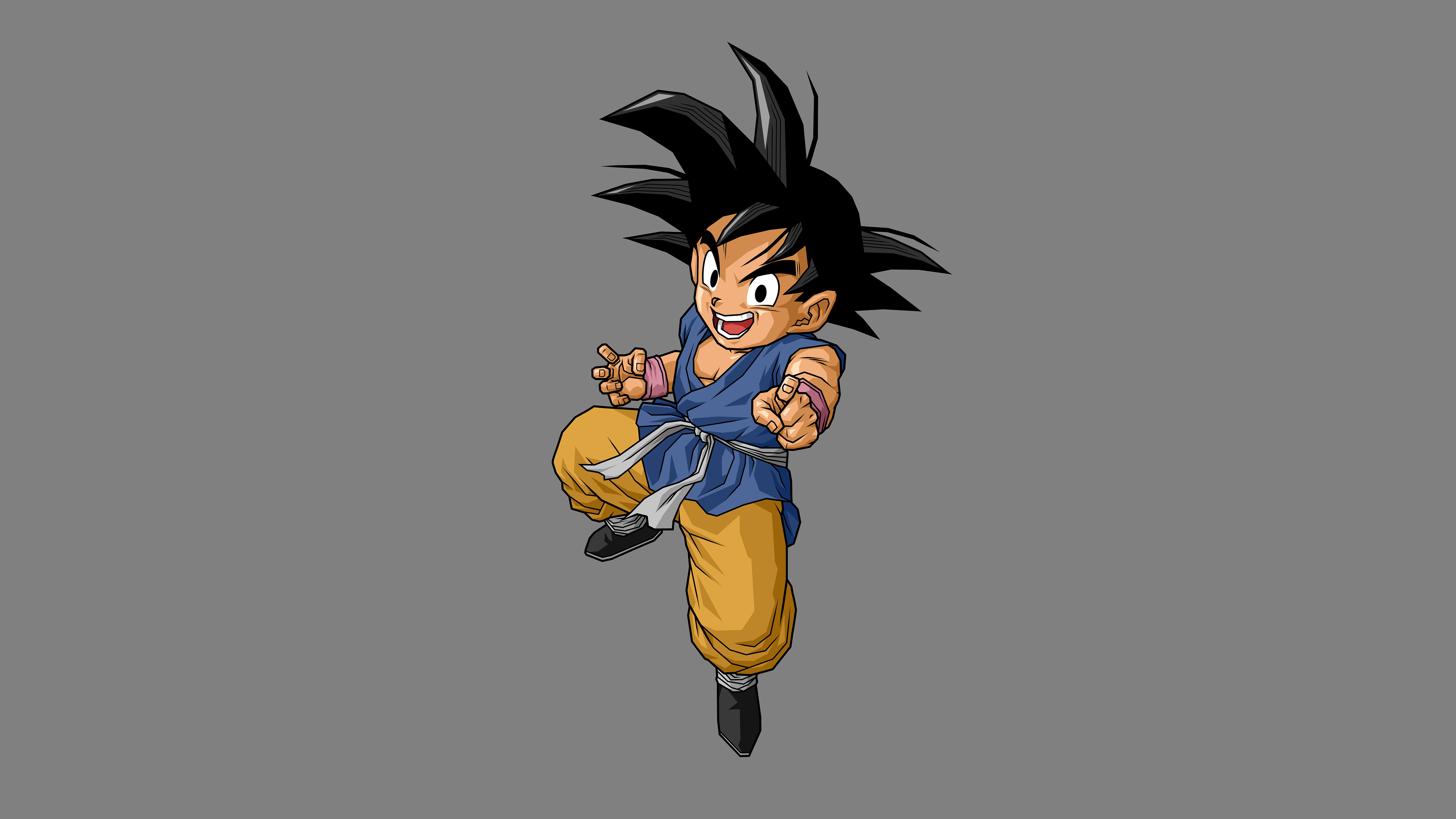 1280x2120 Dragon Ball Son Goku 5k Minimalism Iphone 6 Hd 4k