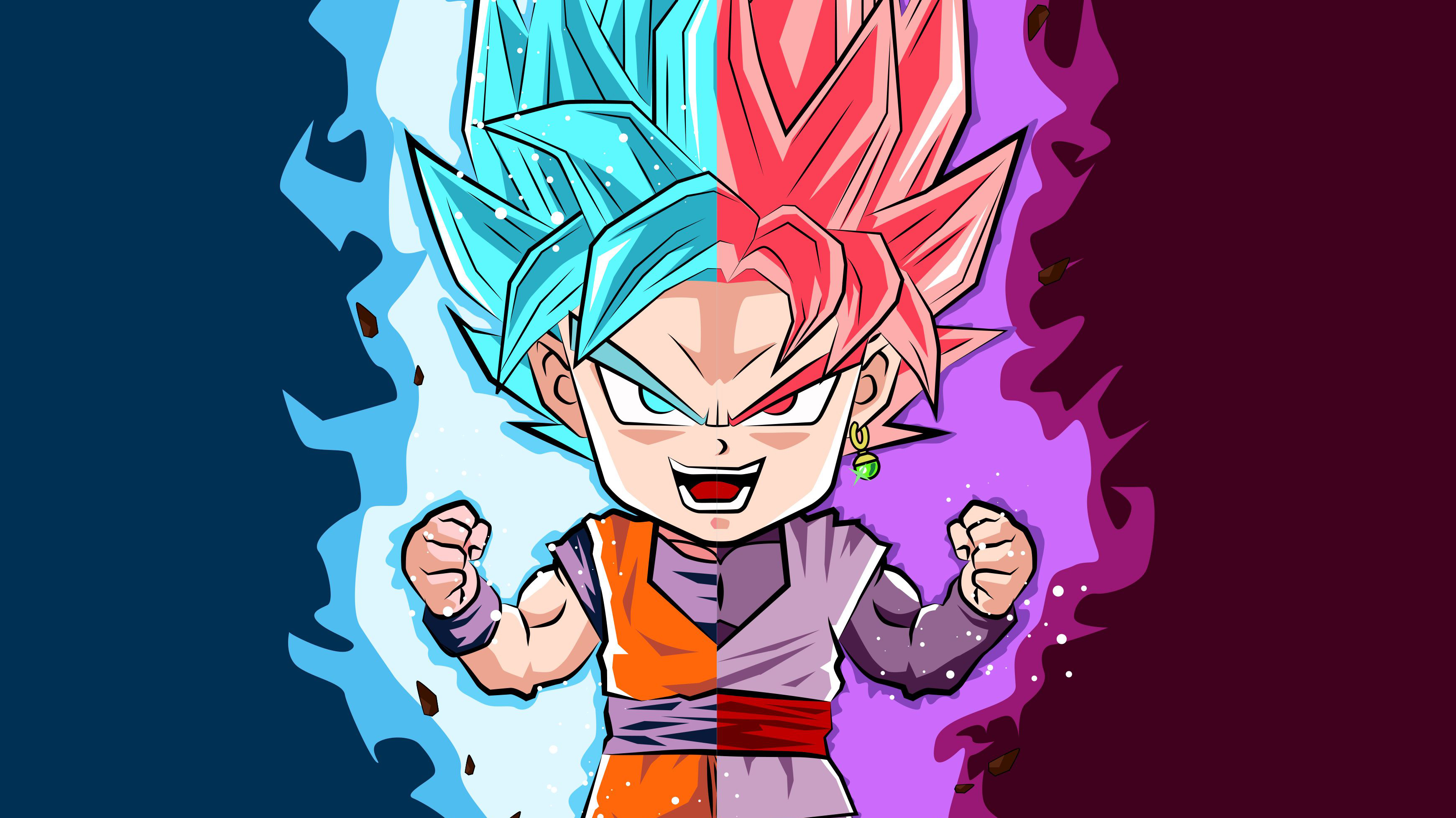 Dragon Ball Super Art 4k, HD Games, 4k Wallpapers, Images, Backgrounds, Photos and Pictures