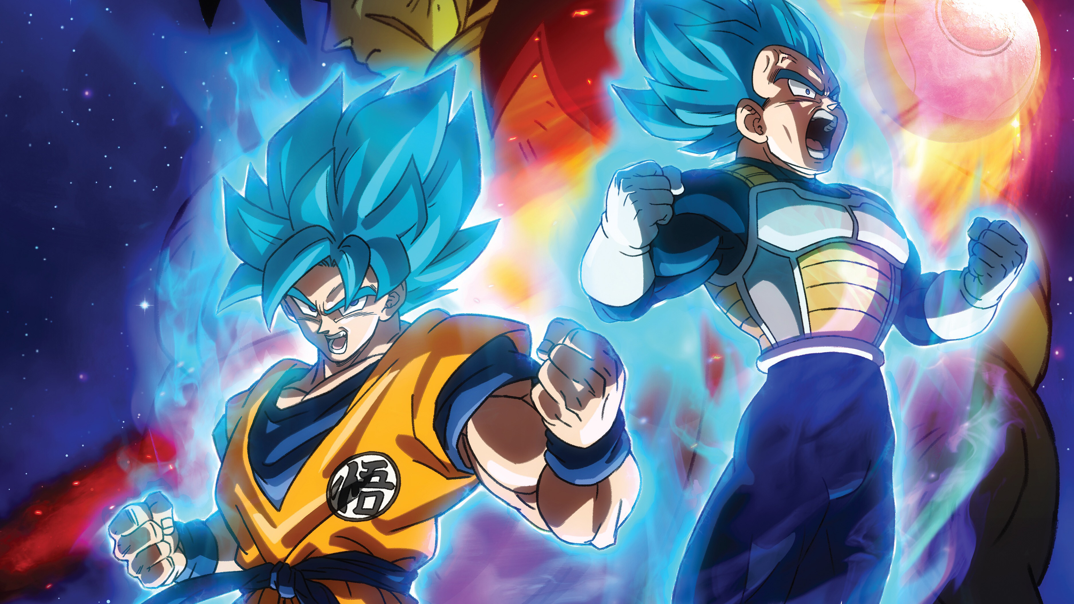 Dragon Ball Super Broly Movie 2019 Hd Movies 4k Wallpapers Images
