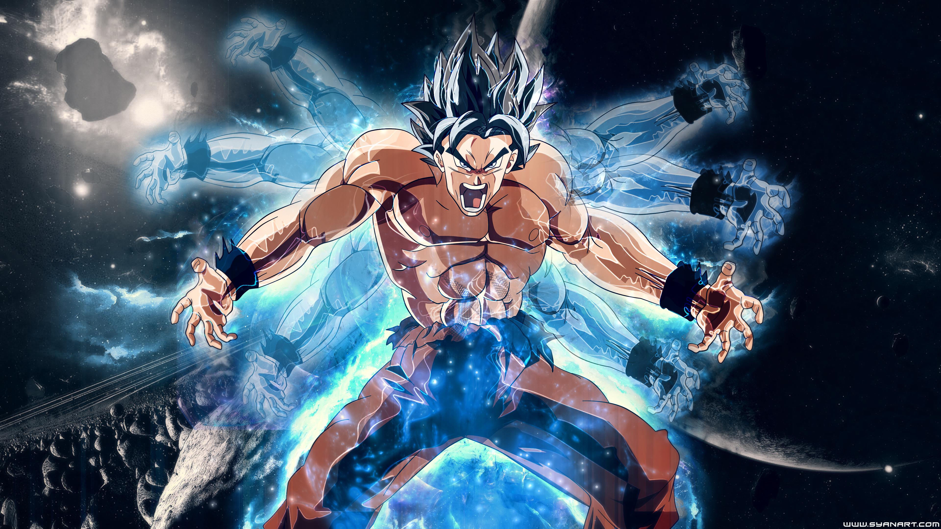 Dragon Ball Super Goku 4k