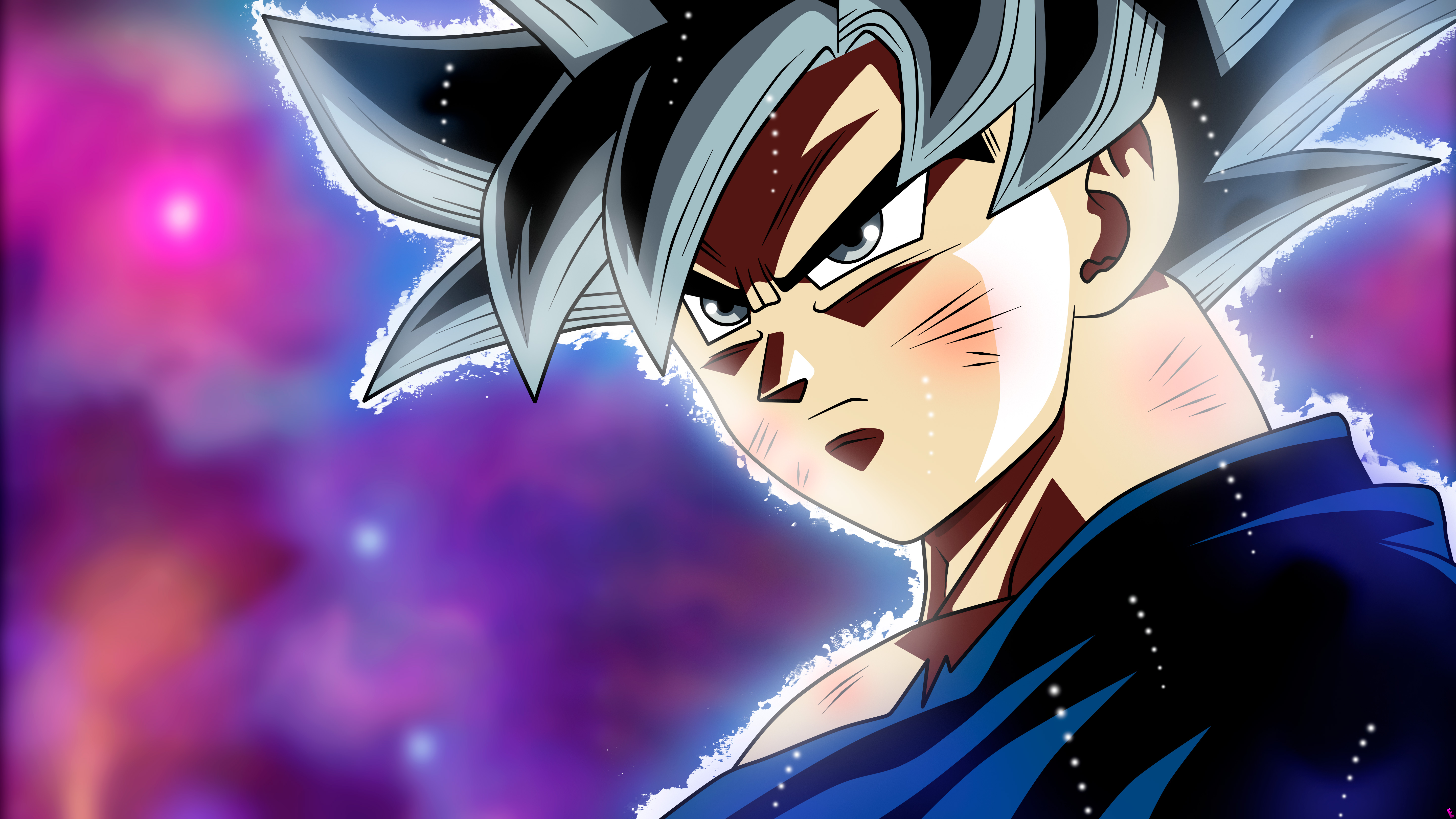 Dragon ball super goku 5k hd anime 4k wallpapers images - 5k anime wallpaper ...