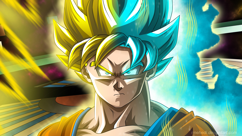 Dragon Ball Super Hd Wallpaper: 2048x1152 Dragon Ball Super Goku HD 2048x1152 Resolution