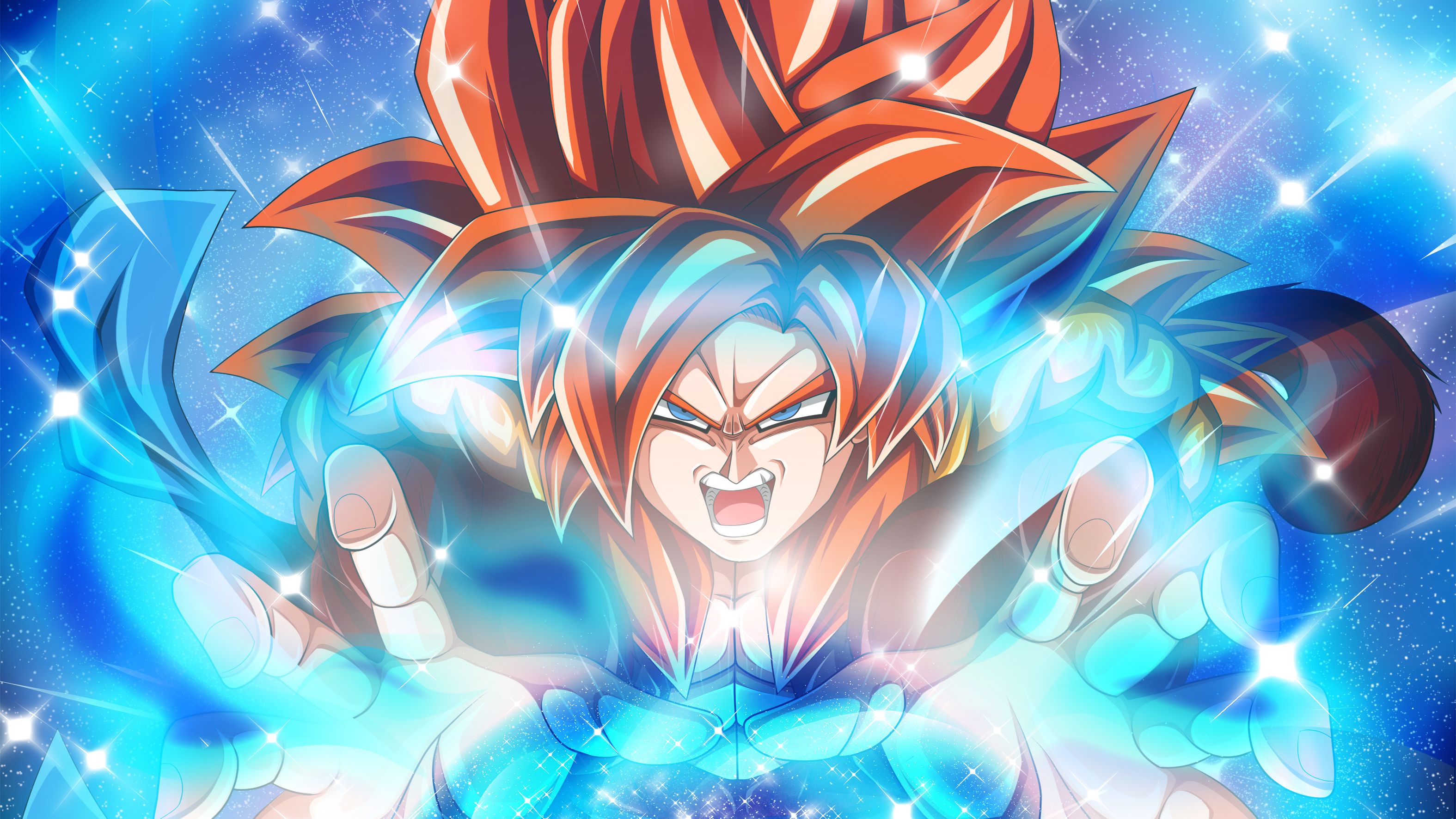 Dragon Ball Super Saiyan 4 Anime 4k, HD Games, 4k ...