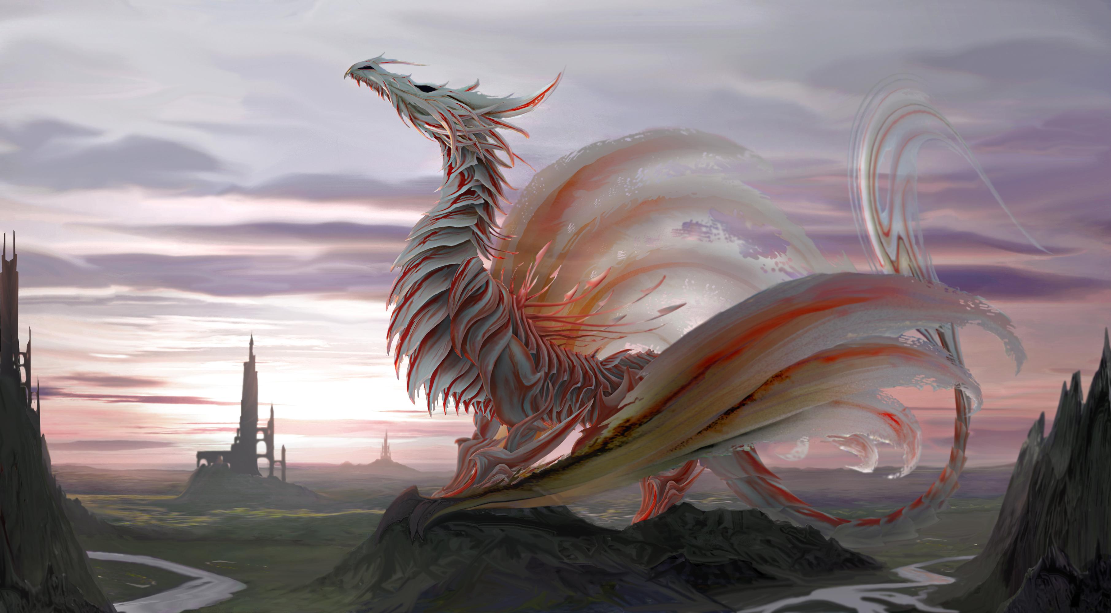 Dragon Fantasy 4k, HD Artist, 4k Wallpapers, Images ...