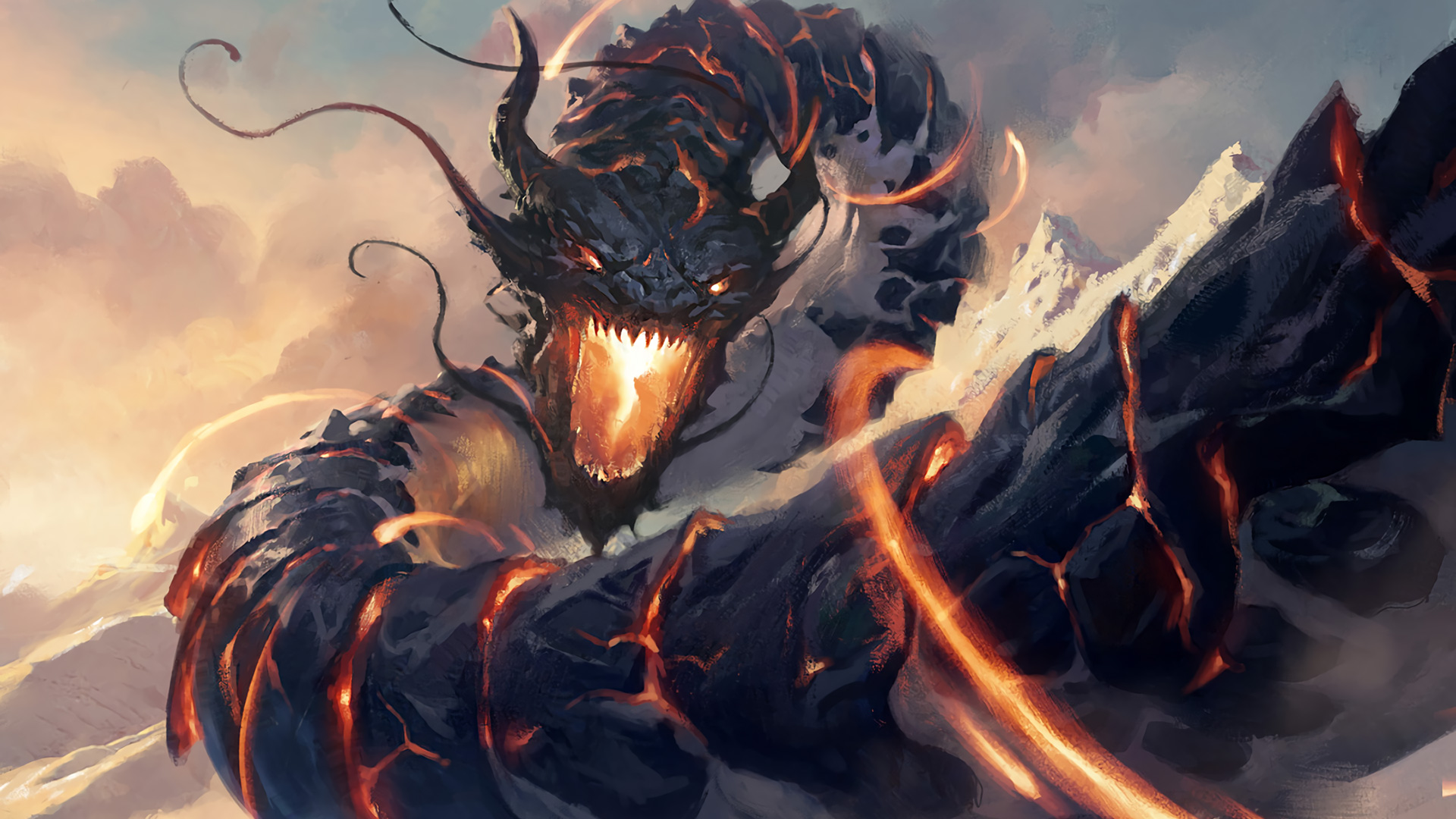 Dragon Fantasy Art, HD Artist, 4k Wallpapers, Images ...
