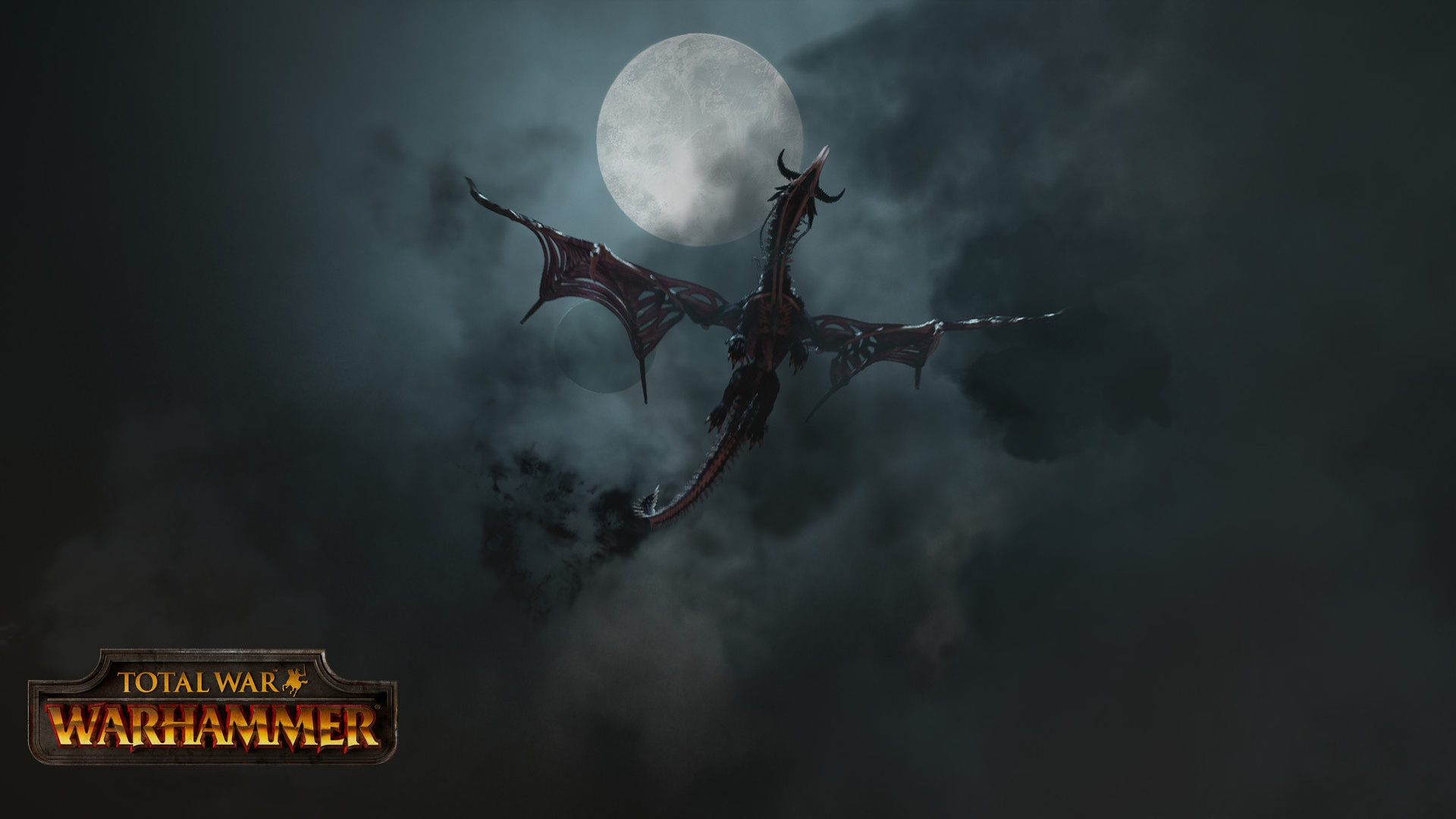 1600x900 Dragon In Total War Warhammer 1600x900 Resolution Hd 4k
