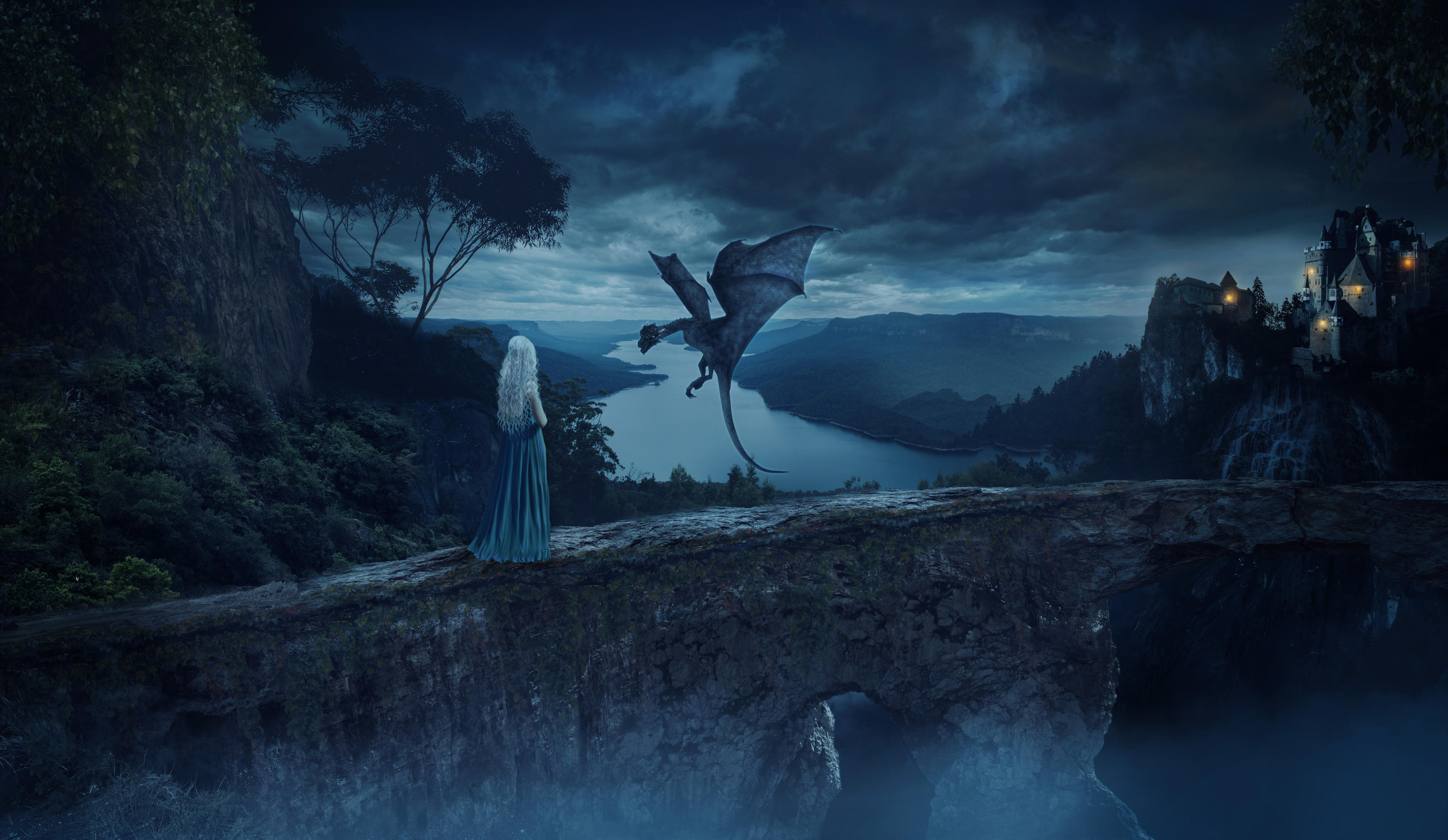 Dragons mother game of thrones hd tv shows 4k wallpapers - Tv series wallpaper 4k ...