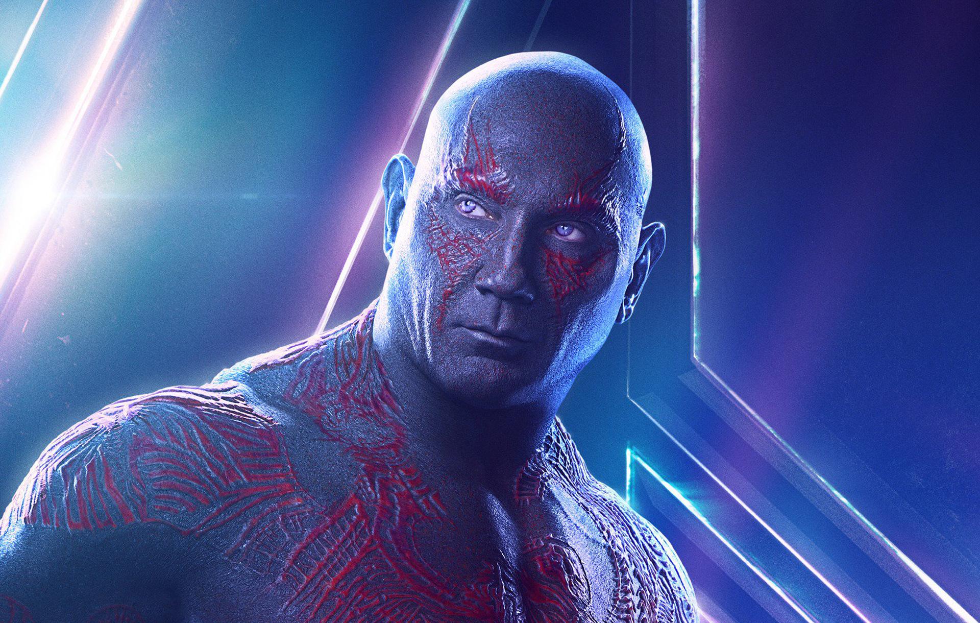 Shuri In Avengers Infinity War New Poster Hd Movies 4k: Drax In Avengers Infinity War New Poster, HD Movies, 4k