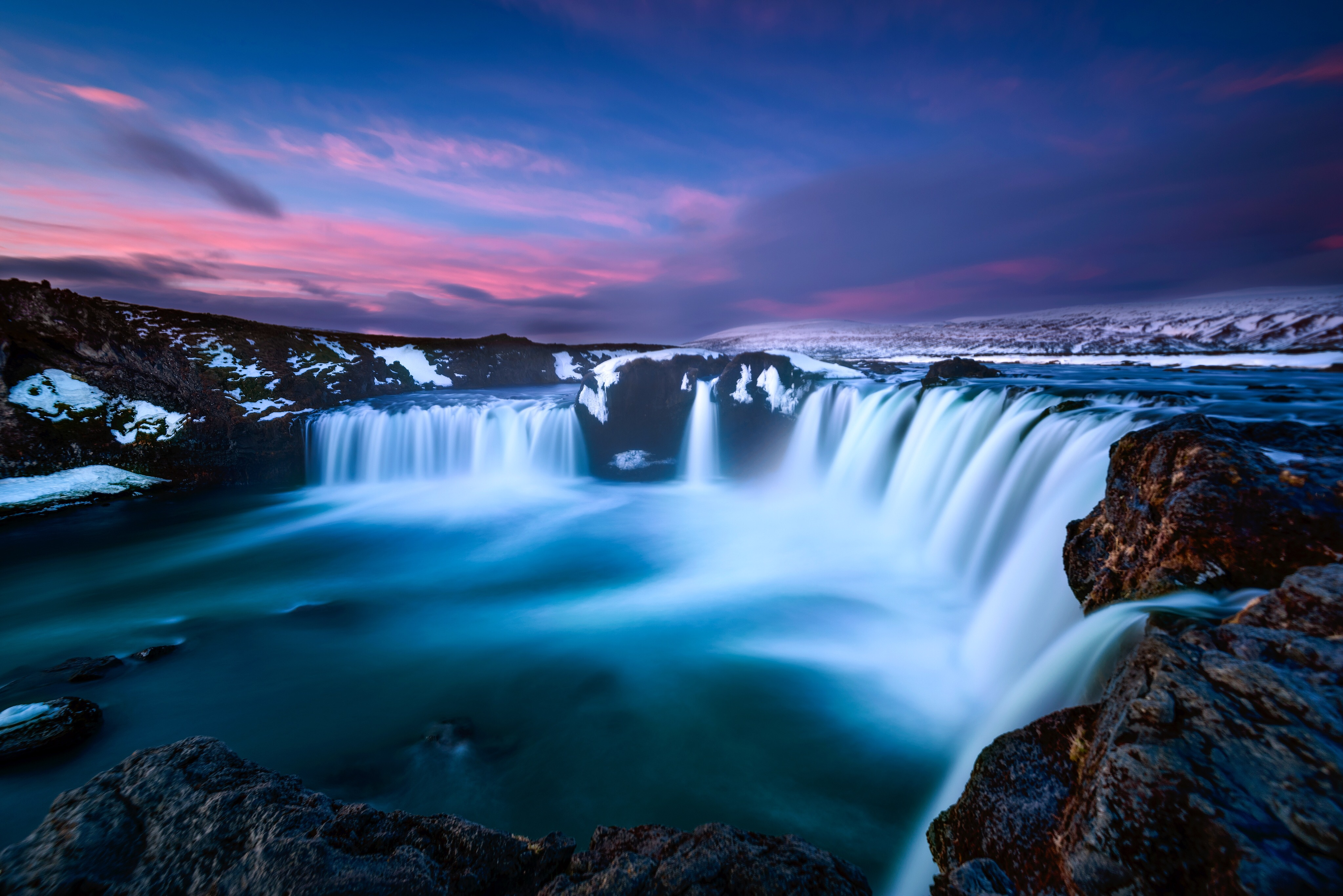 Dreamy Waterfall 4k, HD Nature, 4k Wallpapers, Images ...