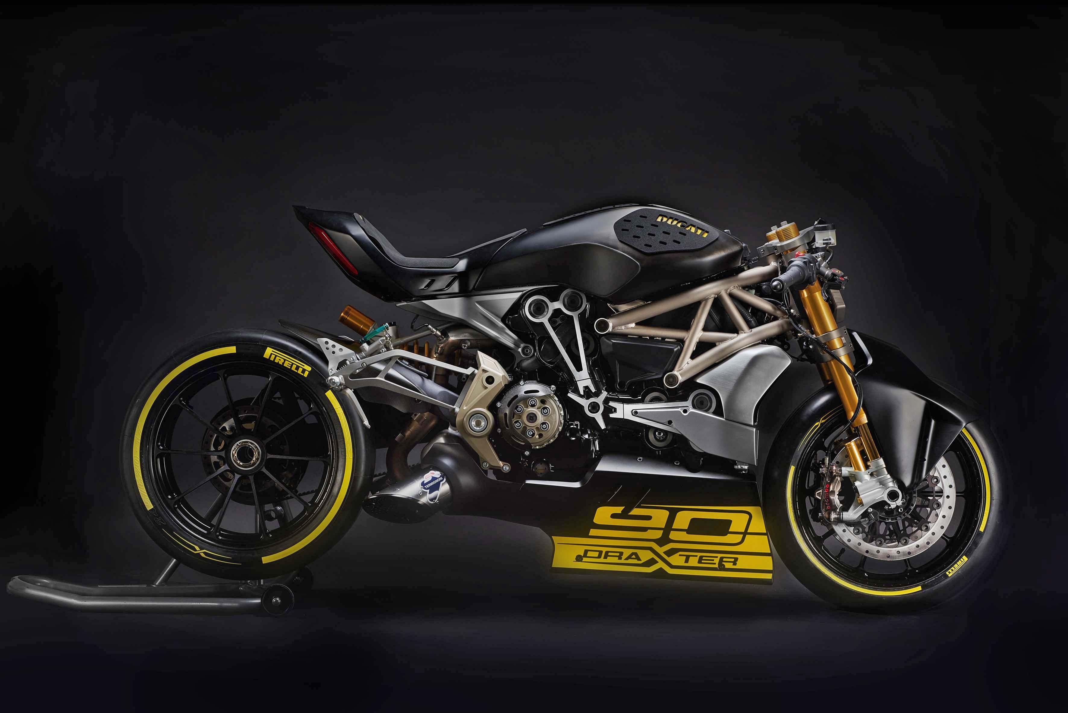 Ducati Bikes Wallpapers: Ducati Draxter XDiavel Concept, HD Bikes, 4k Wallpapers