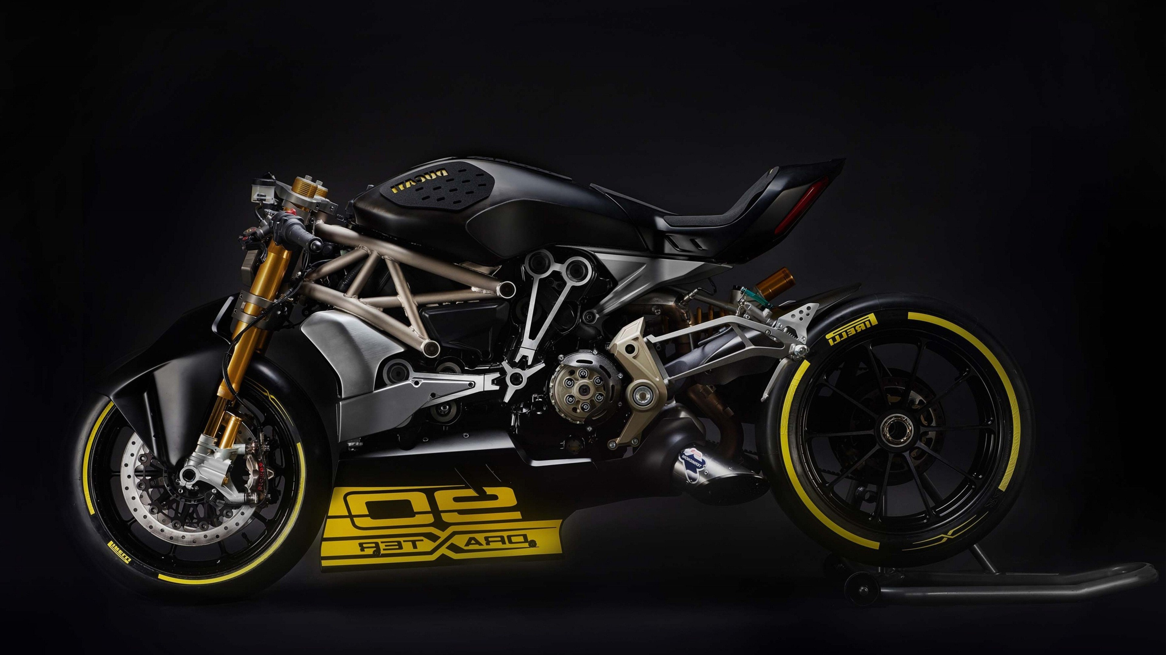 Ducati Draxter, HD Bikes, 4k Wallpapers, Images