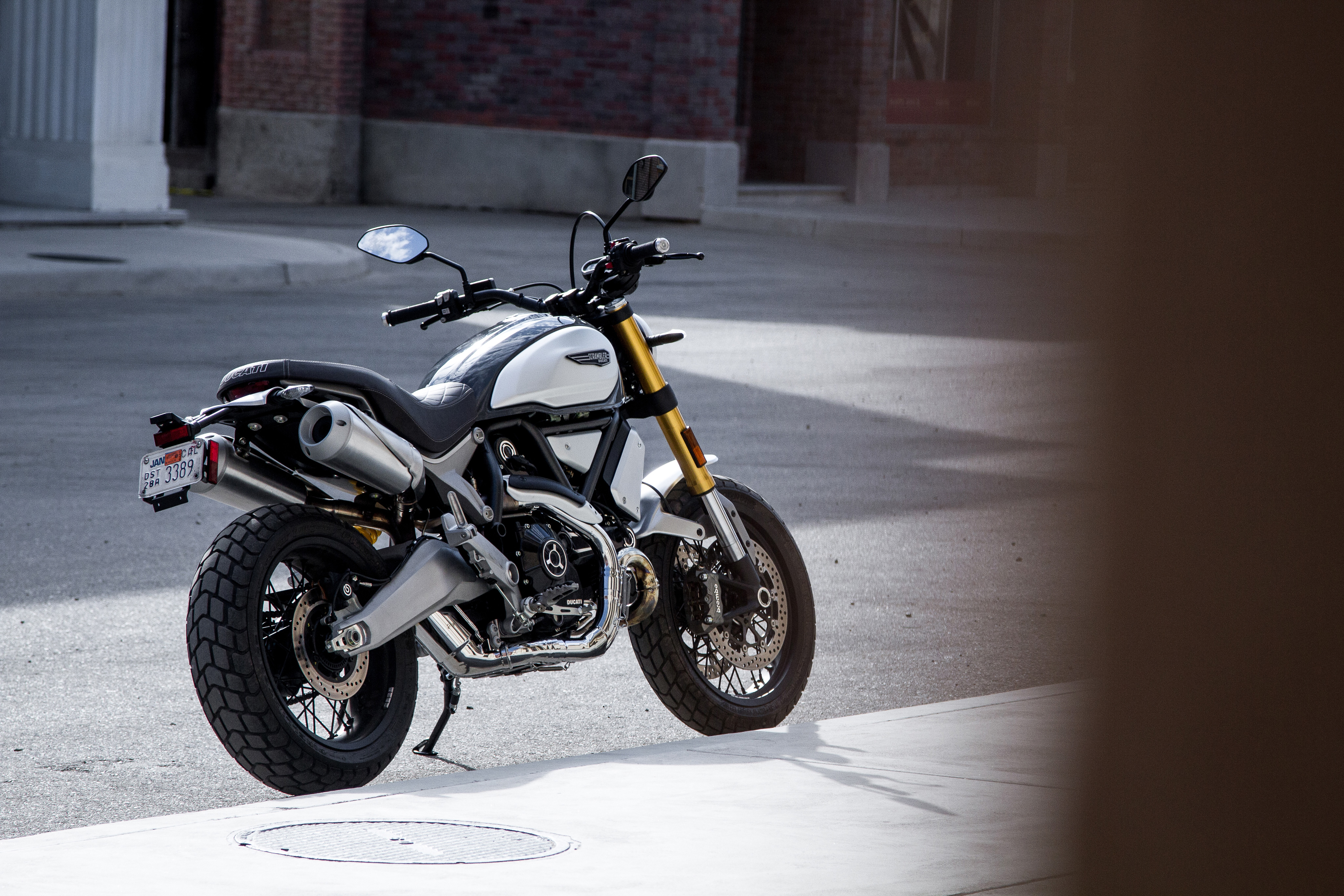 Ducati Scrambler 1100 2018, HD Bikes, 4k Wallpapers
