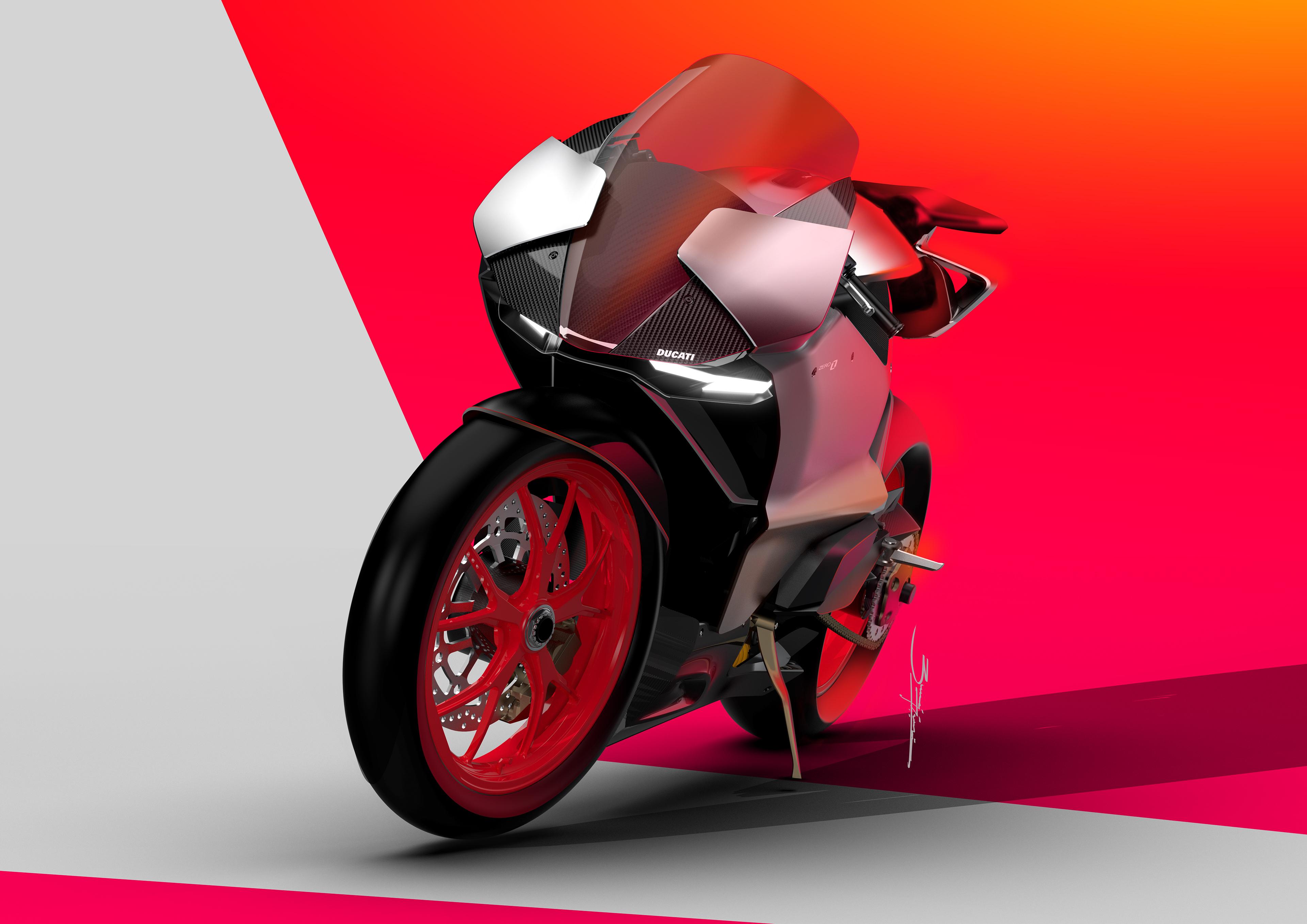 Ducati Zero Electric 2020, HD Bikes, 4k Wallpapers, Images ...