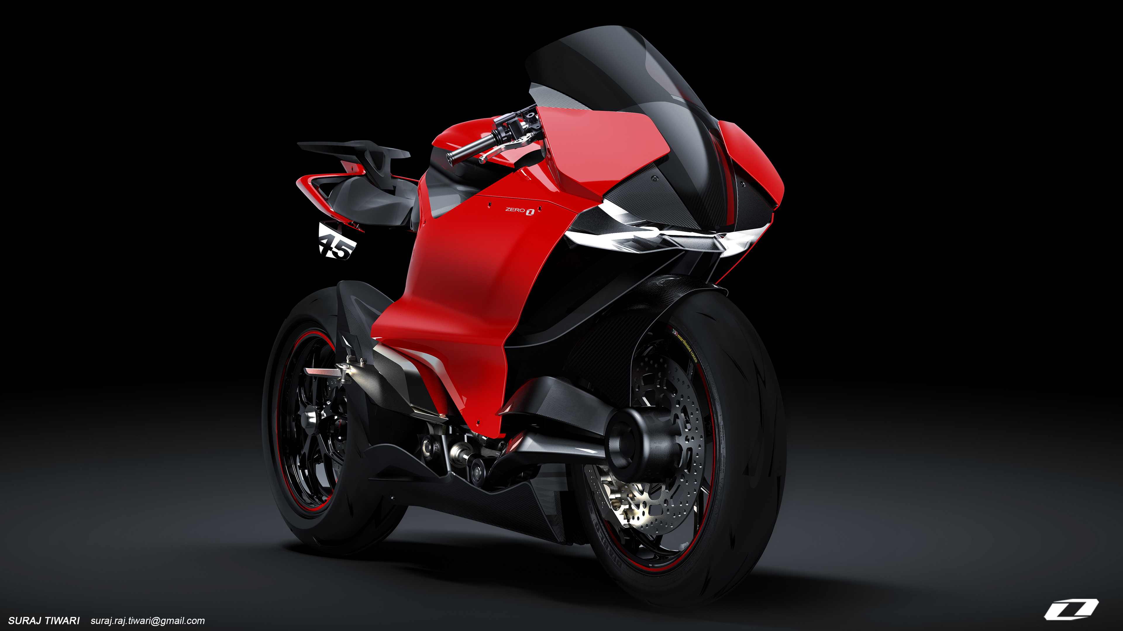 Ducati Zero Electric Superbike 2020 Hd Bikes 4k