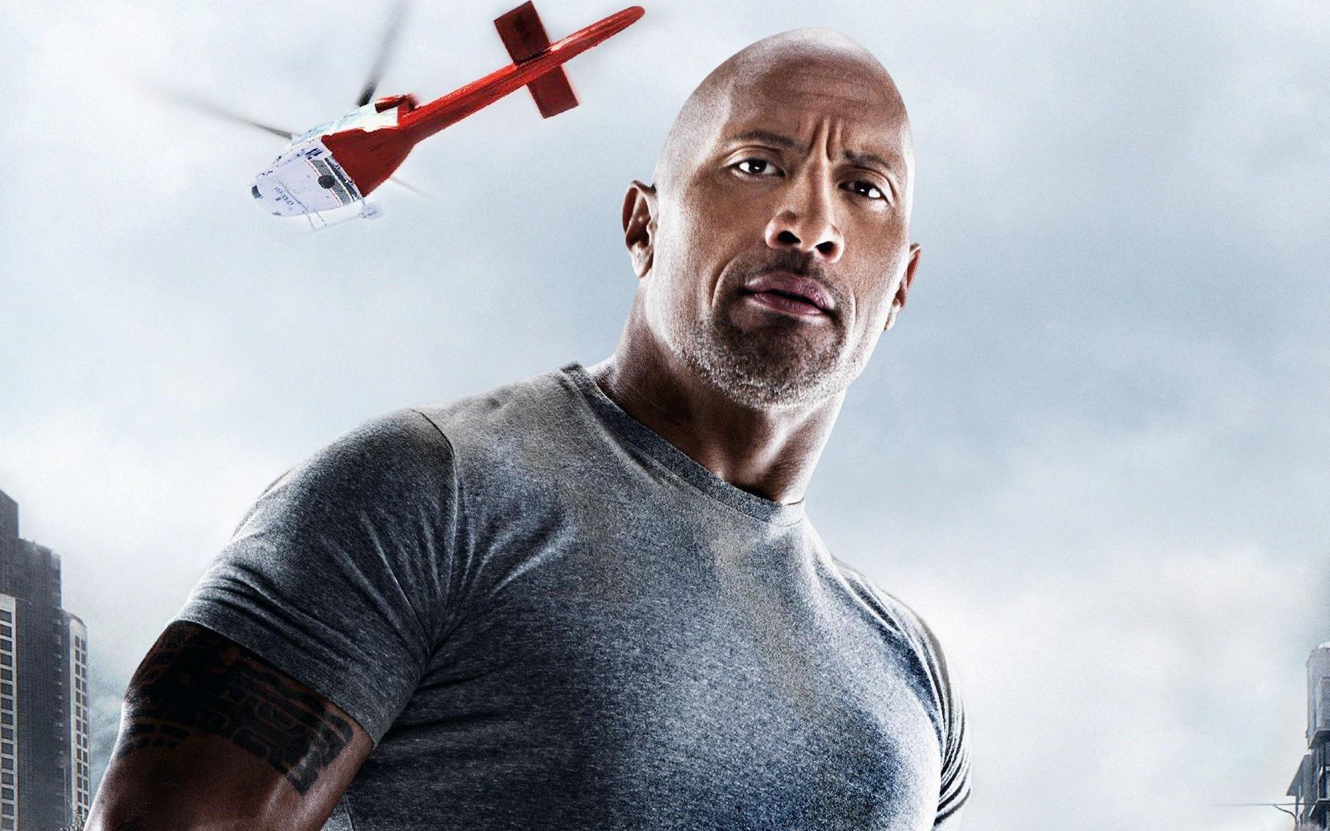 Dwayne Johnson In San Andreas Movie, HD Movies, 4k
