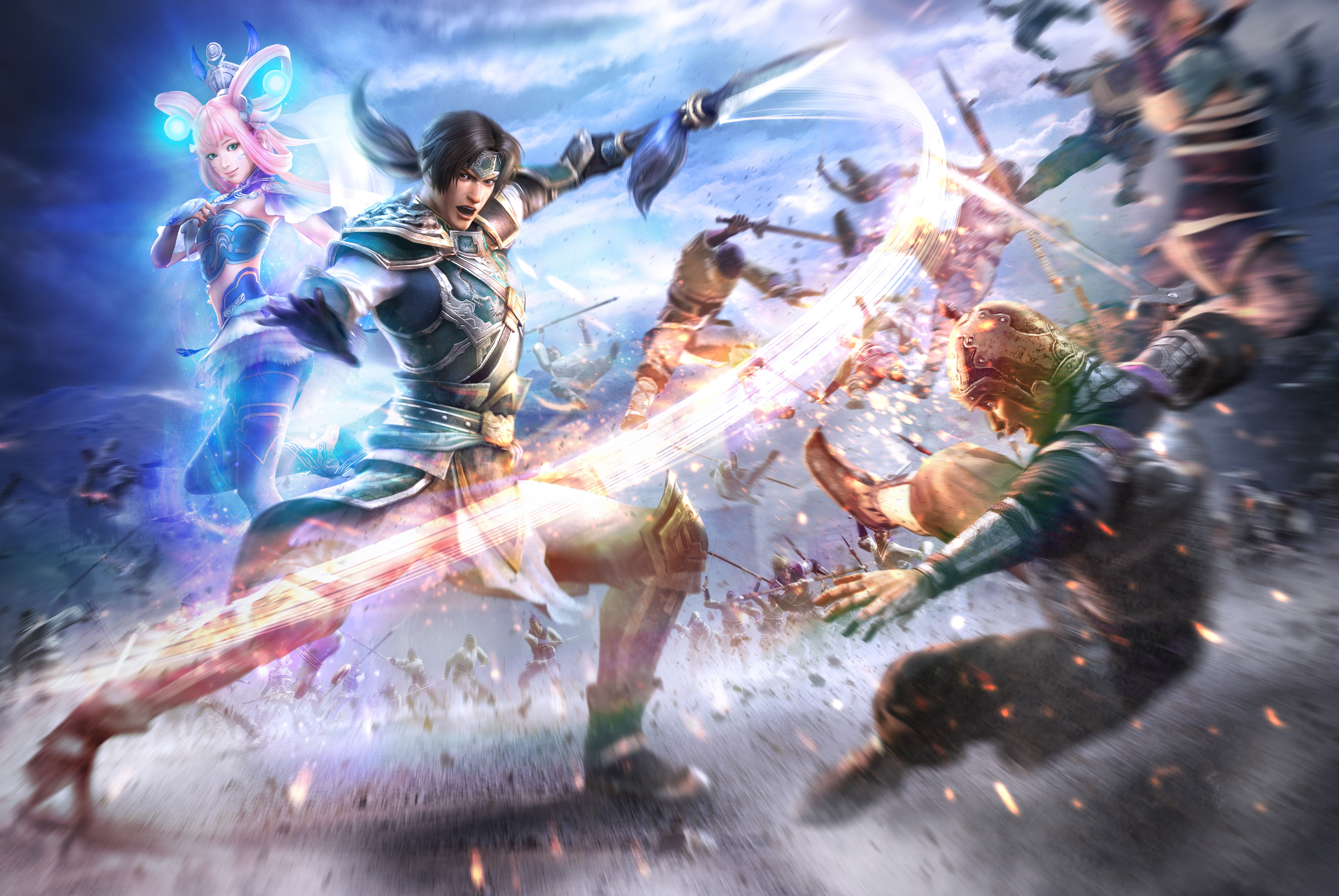 Dynasty Warriors Godseekers 2016