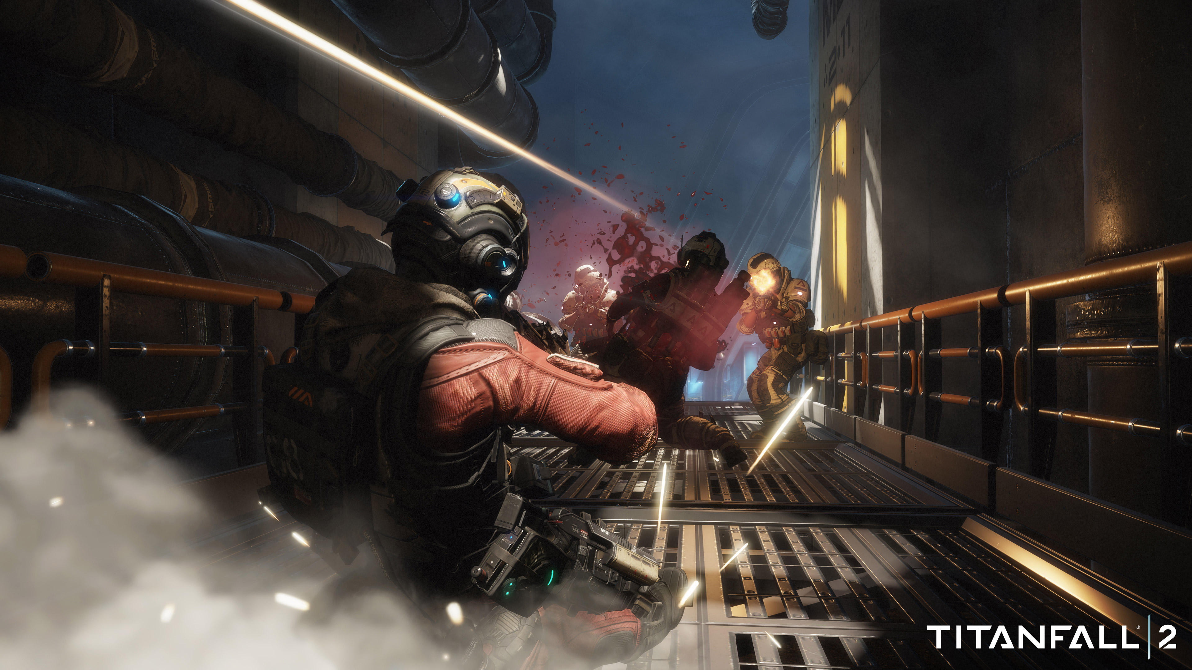 EA Titanfall 2 2016, HD Games, 4k Wallpapers, Images ...