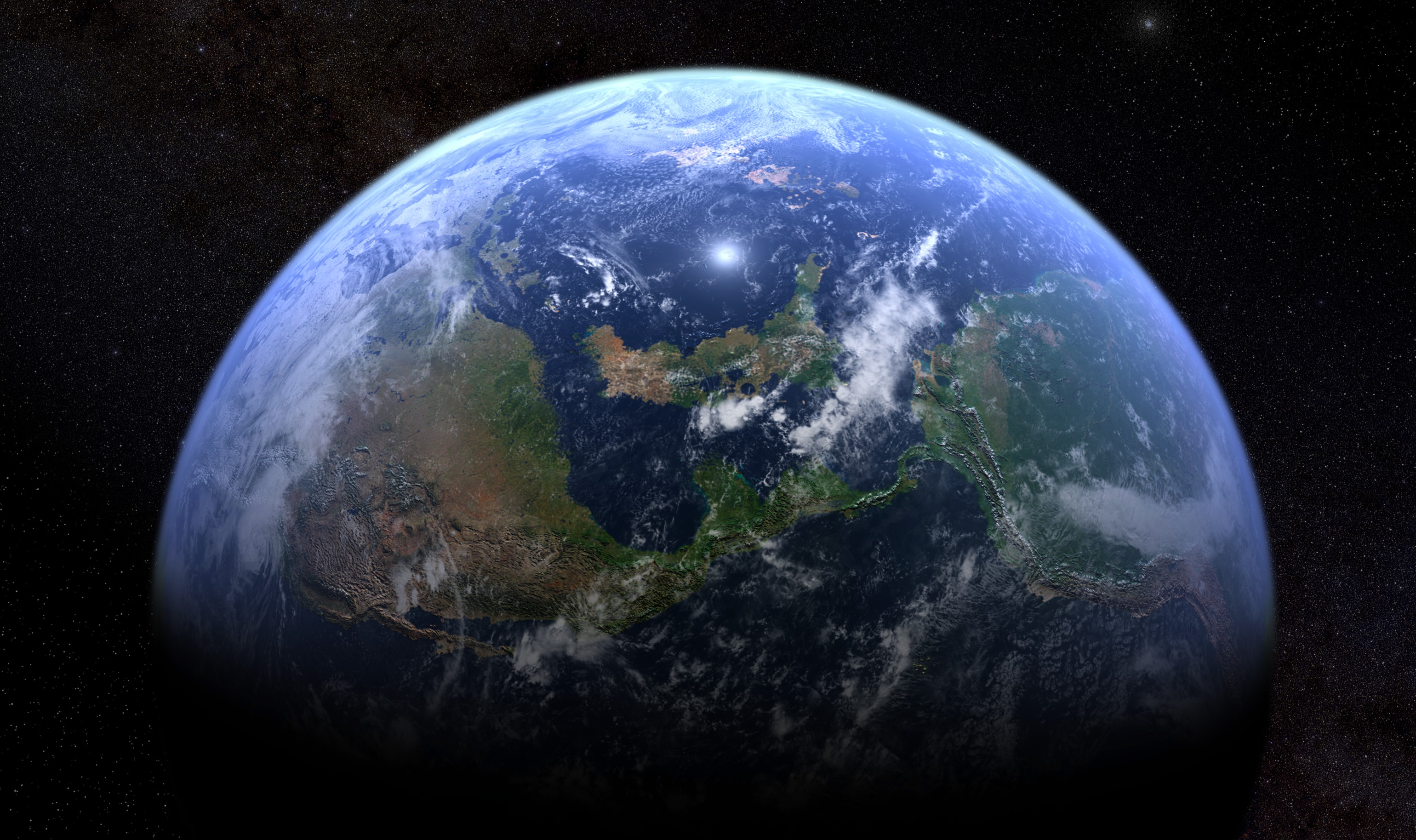 2560x1080 Earth Space 2560x1080 Resolution HD 4k