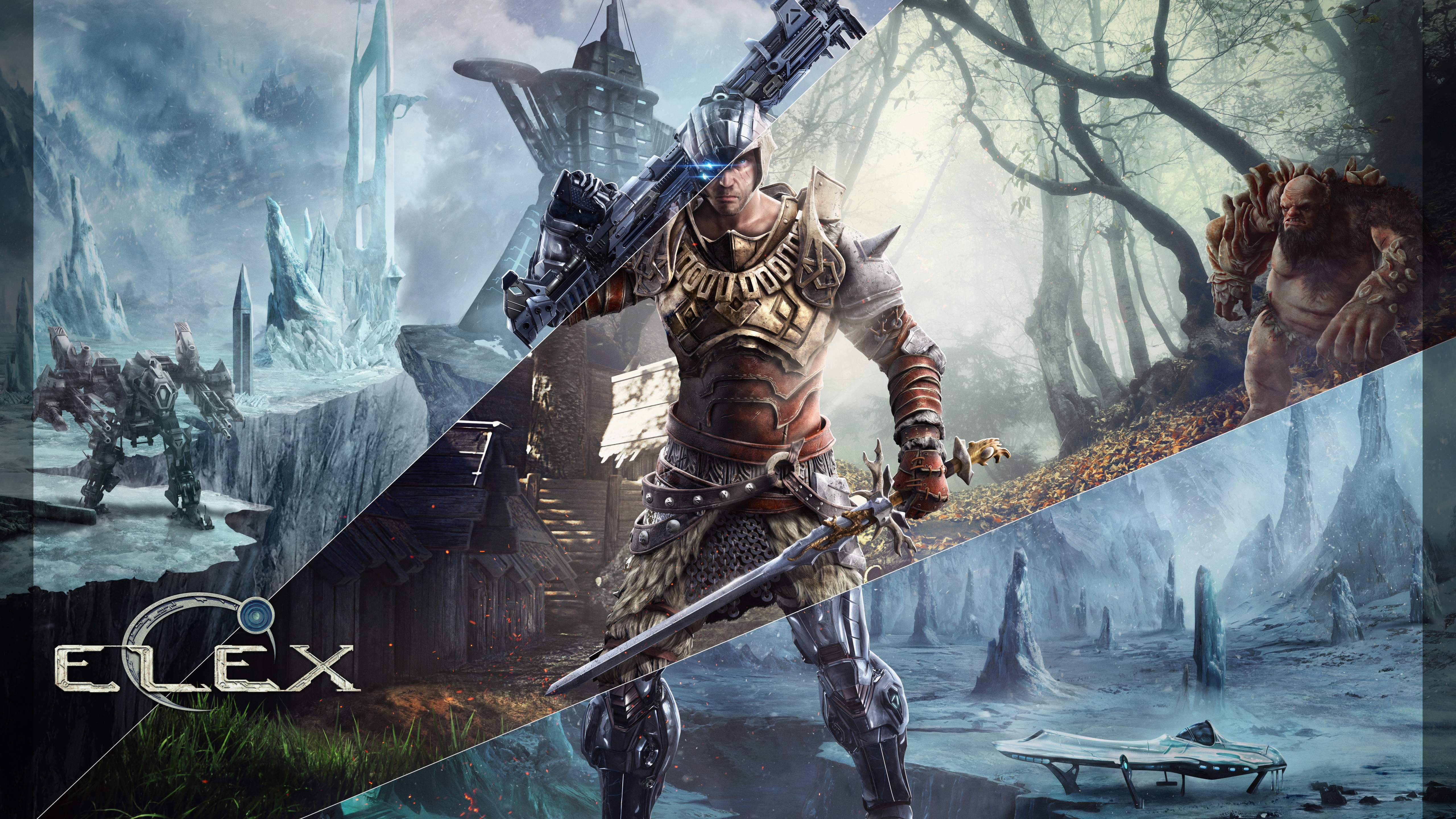 Elex Game 5k HD Games 4k Wallpapers Images Backgrounds Photos