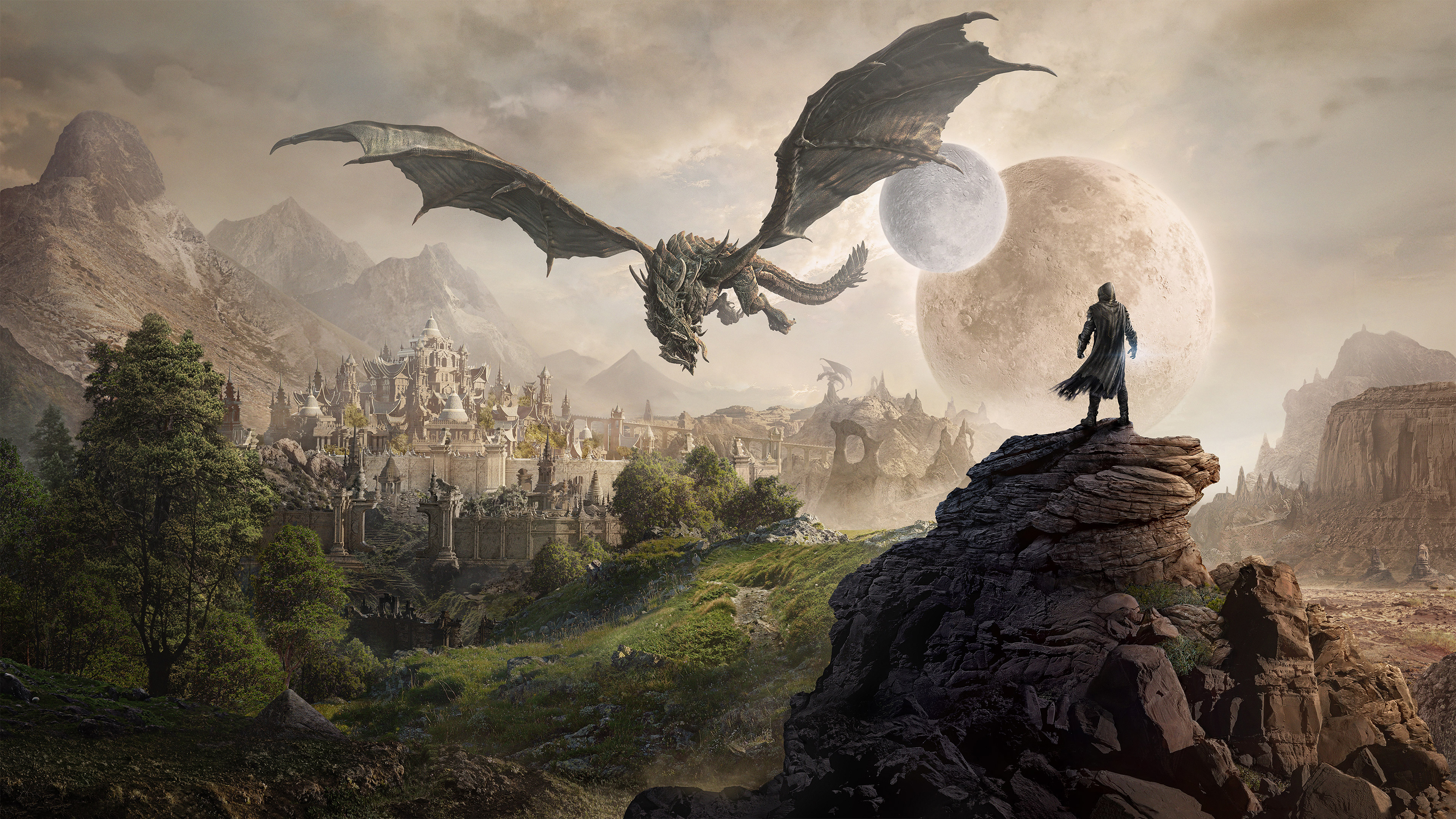 Elsweyr The Elder Scrolls Online 2019 4k Hd Games 4k