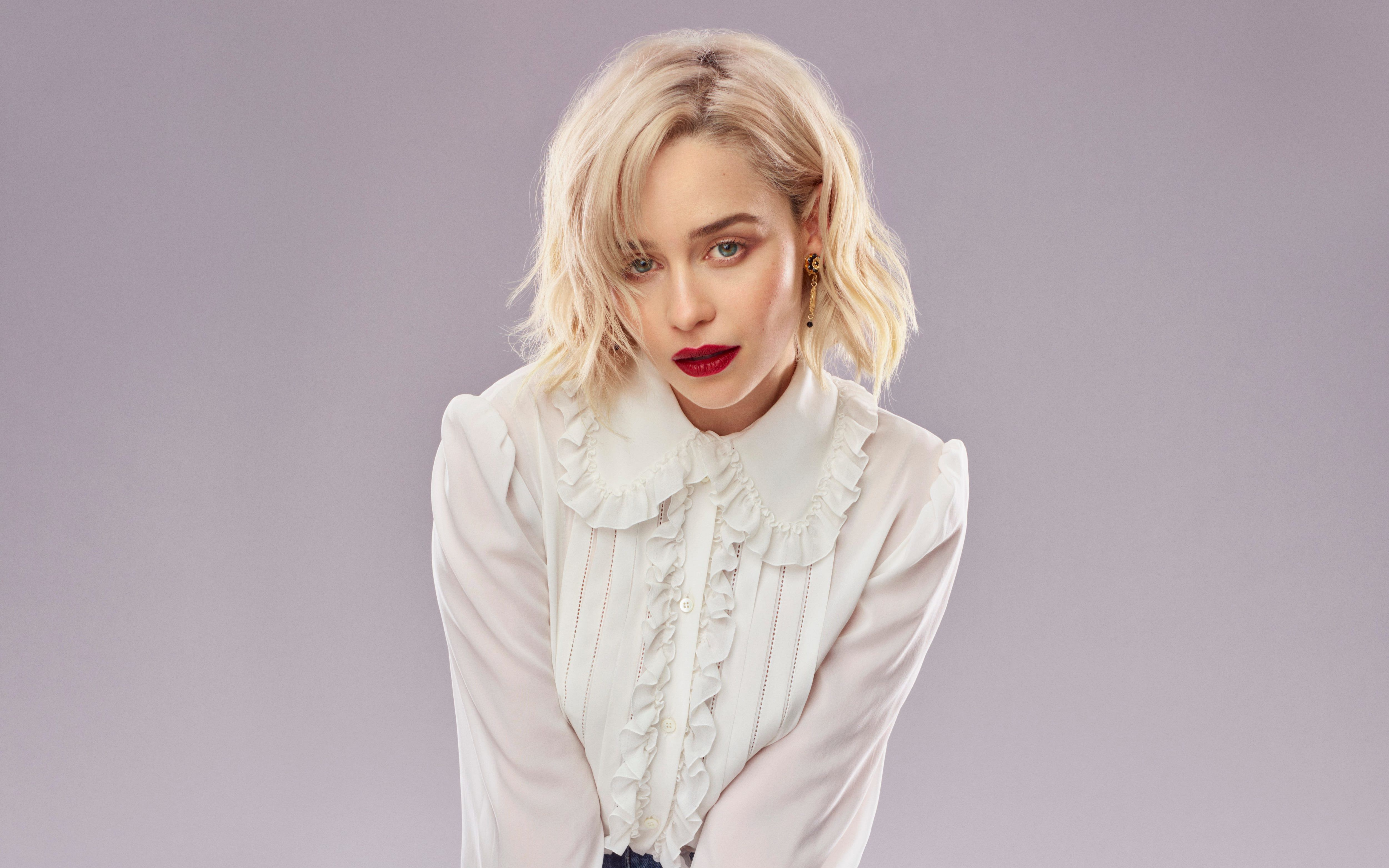 Emilia Clarke 2018 Hd Celebrities 4k Wallpapers Images