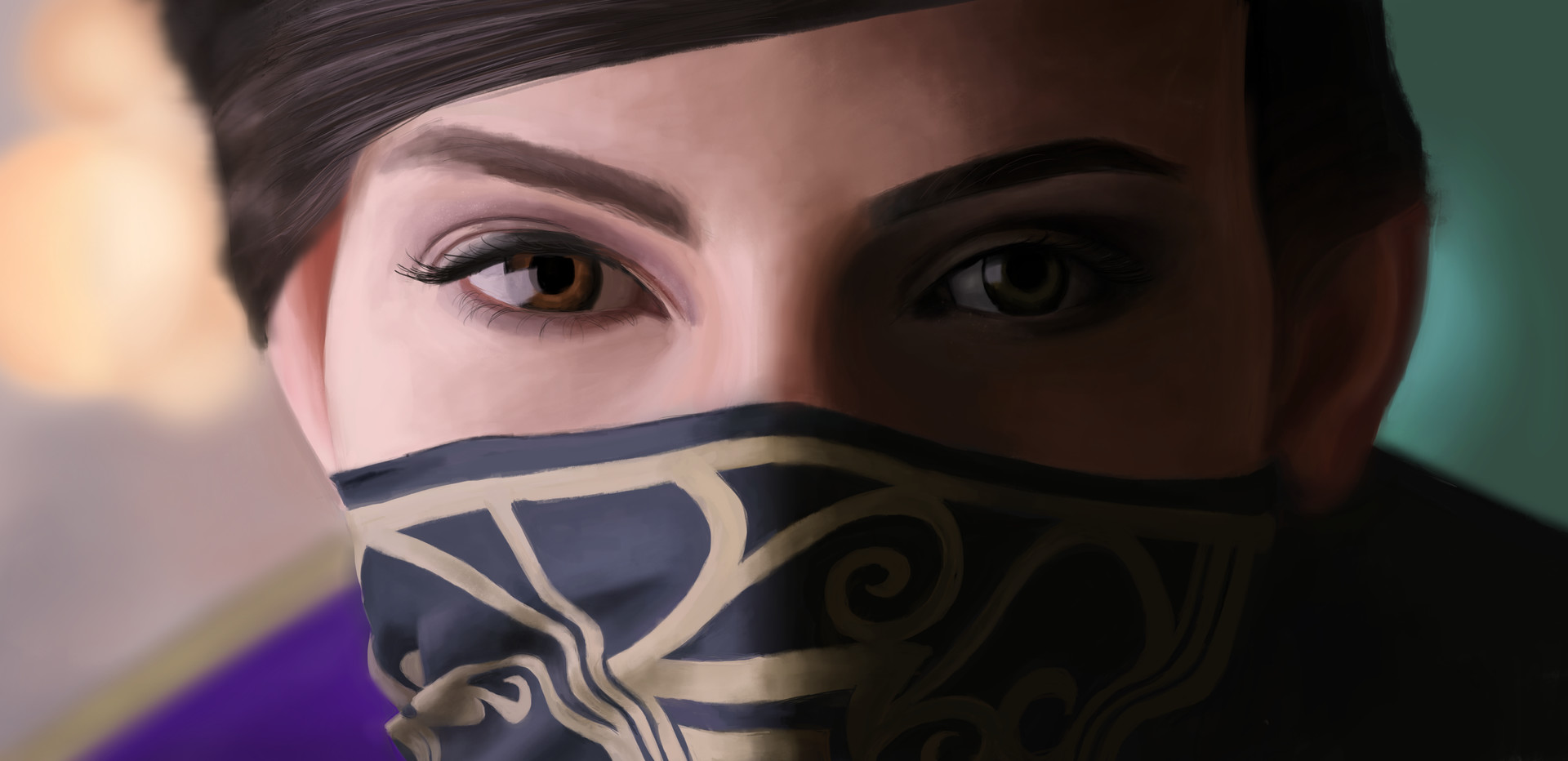 Emily Kaldwin Dishonored 2 Hd Games 4k Wallpapers Images