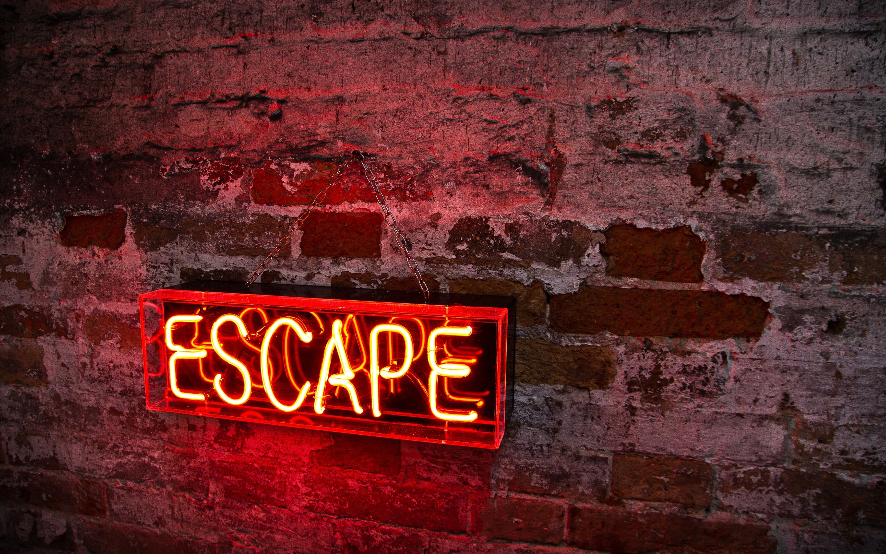 ESCAPE, HD Creative, 4k Wallpapers, Images, Backgrounds