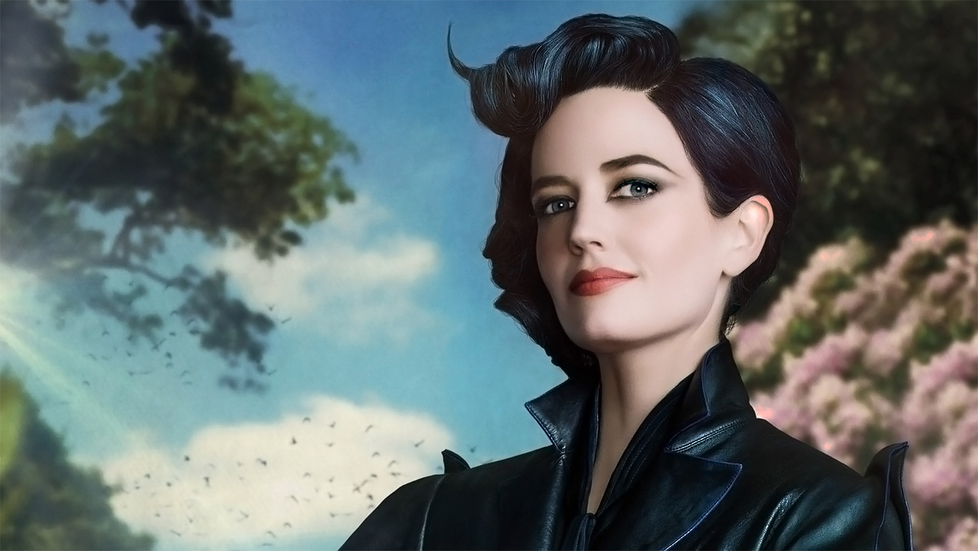Eva Green Miss Peregrines Home For Peculiar Children, HD