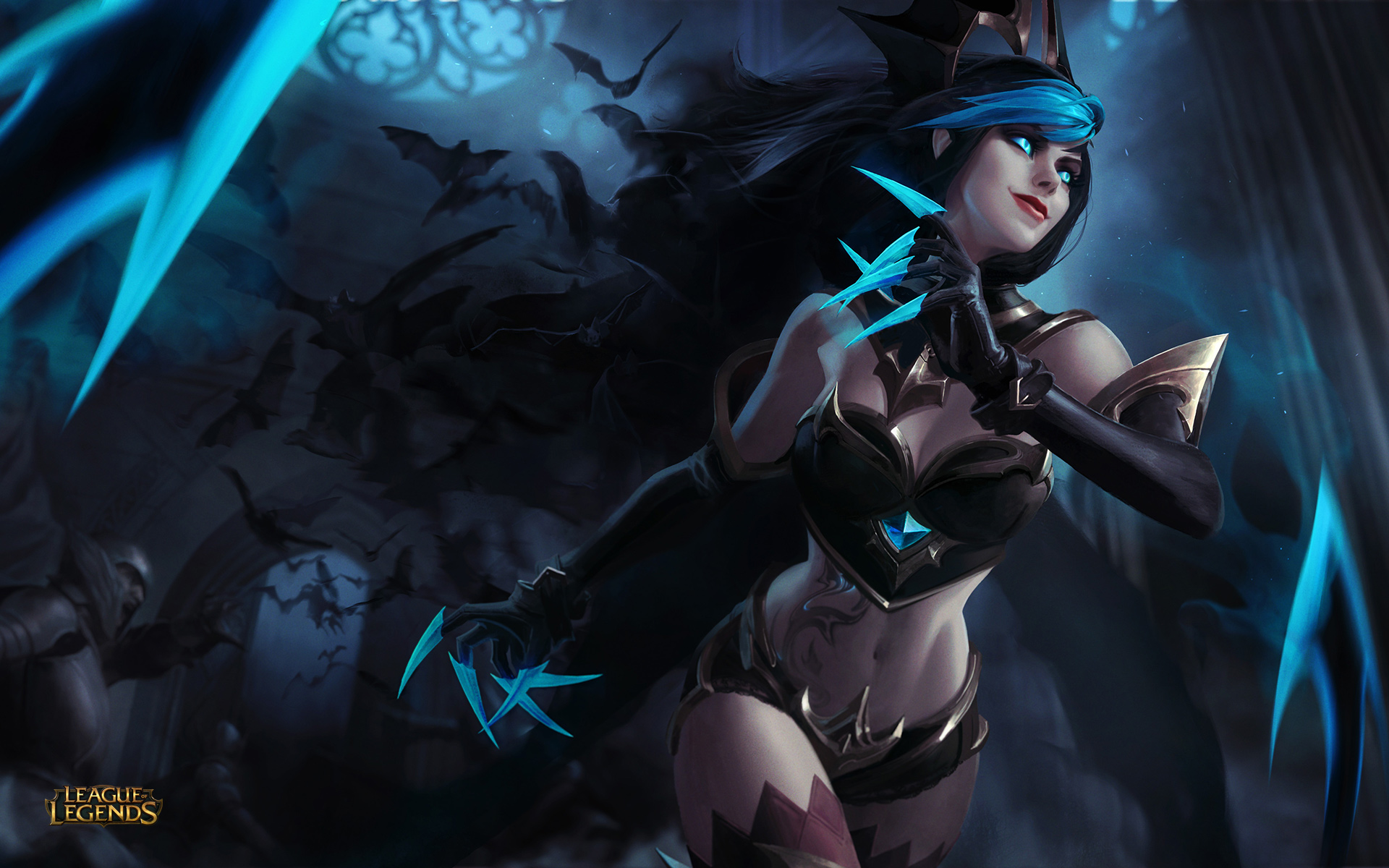 1920x1080 Evelynn League Of Legends Laptop Full Hd 1080p Hd