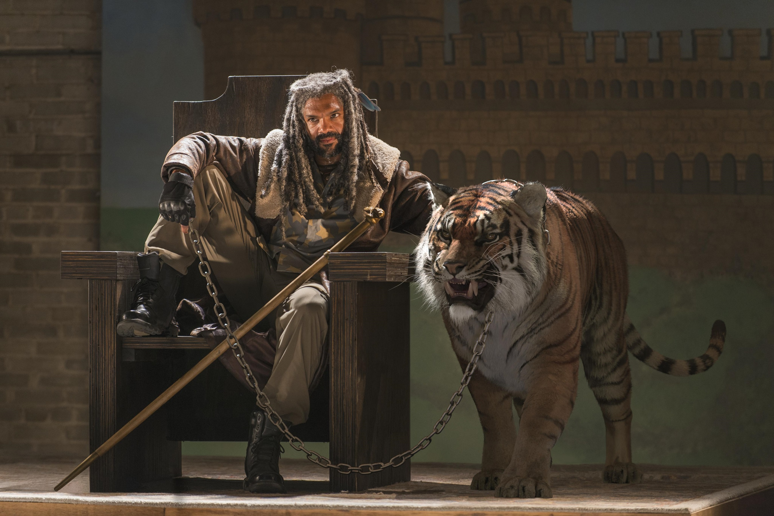 ezekiel the walking dead season 7, hd tv shows, 4k wallpapers